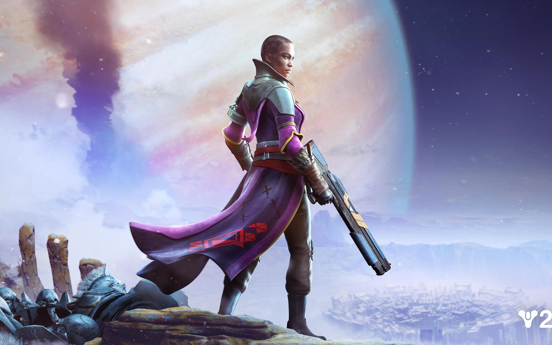 Destiny 2 1080p Wallpaper: Destiny 2 Ikora Rey, HD 4K Wallpaper