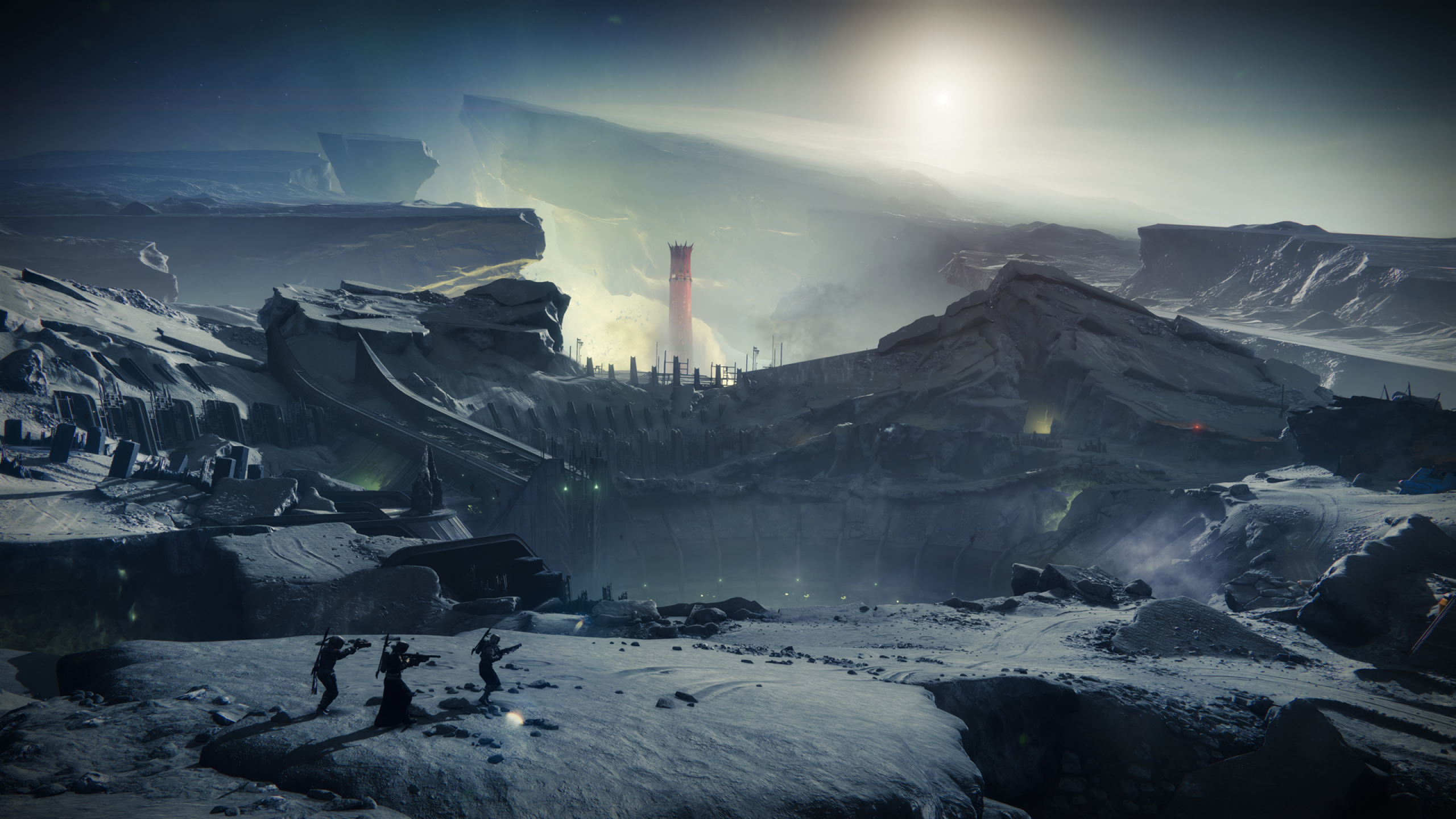 Destiny 2 Shadowkeep Environment