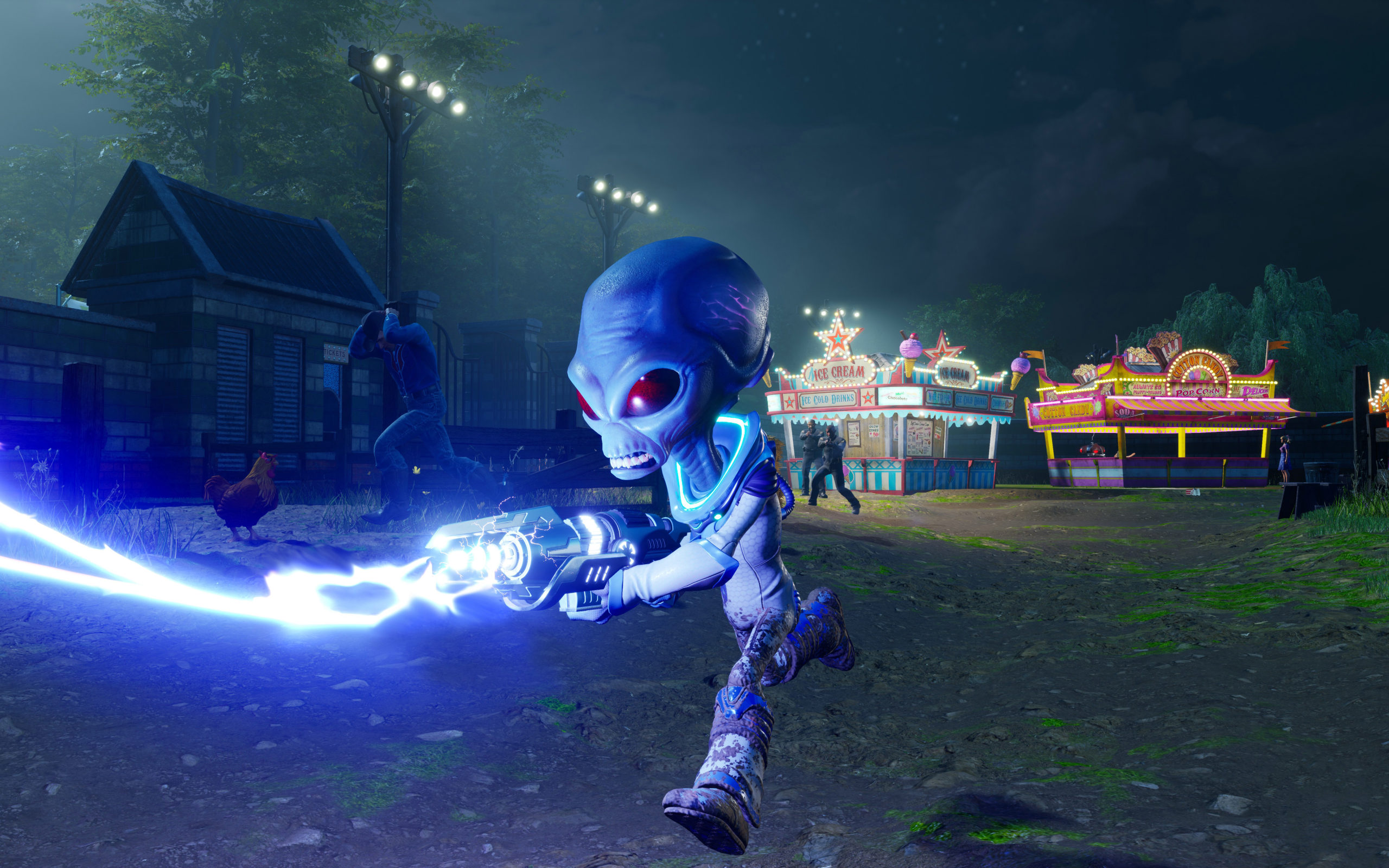 Destroy All Humans 2020 Wallpaper in 2560x1600 Resolution