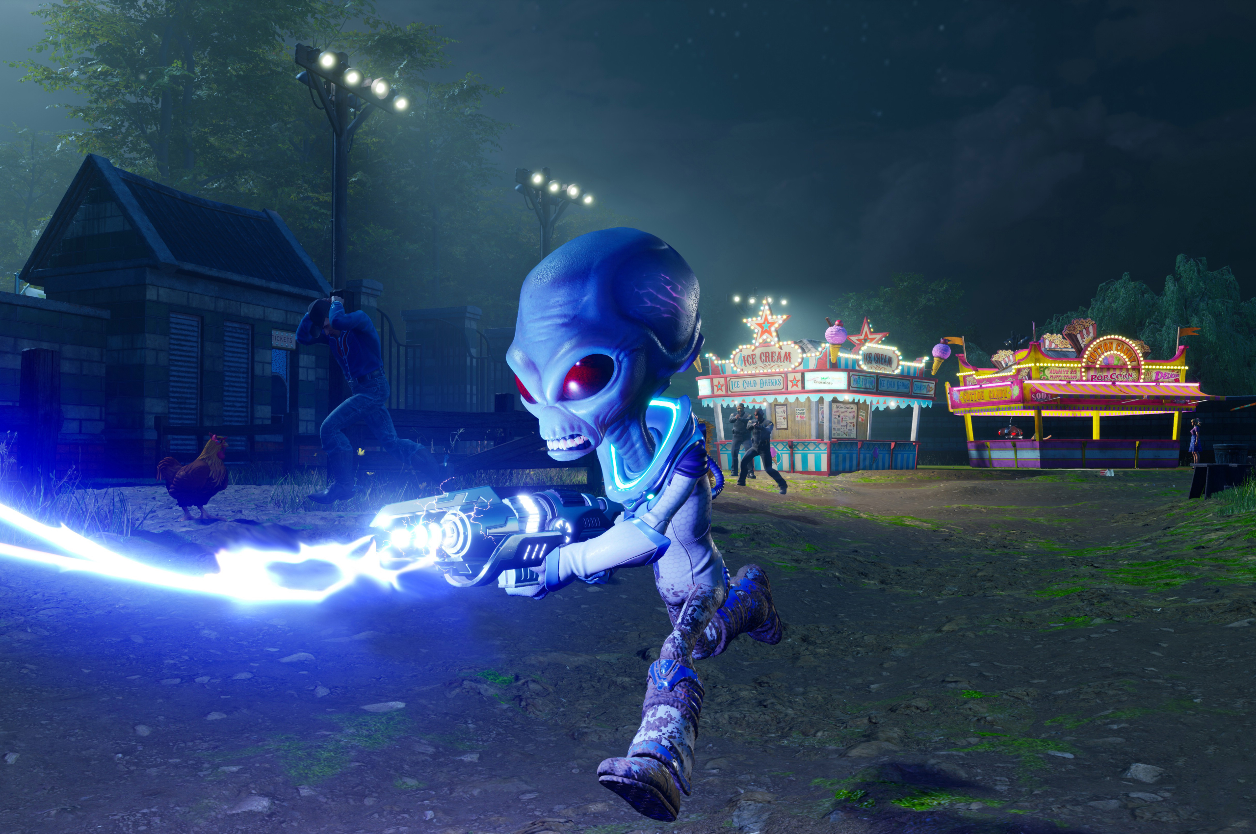 Destroy All Humans 2020 Wallpaper in 2560x1700 Resolution