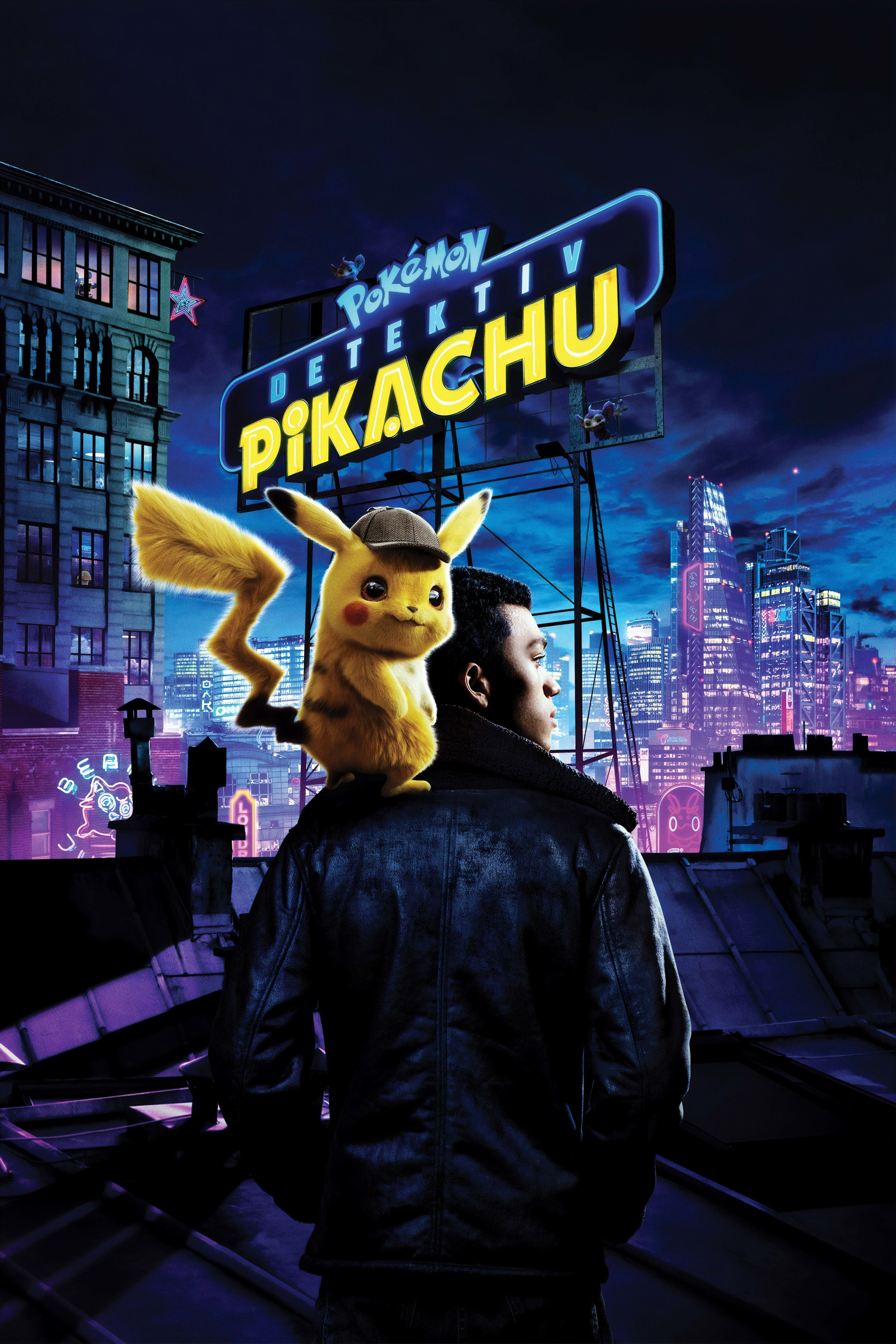Detective pikachu movie wallpaper hd movies 4k wallpapers - Movie poster wallpaper ...