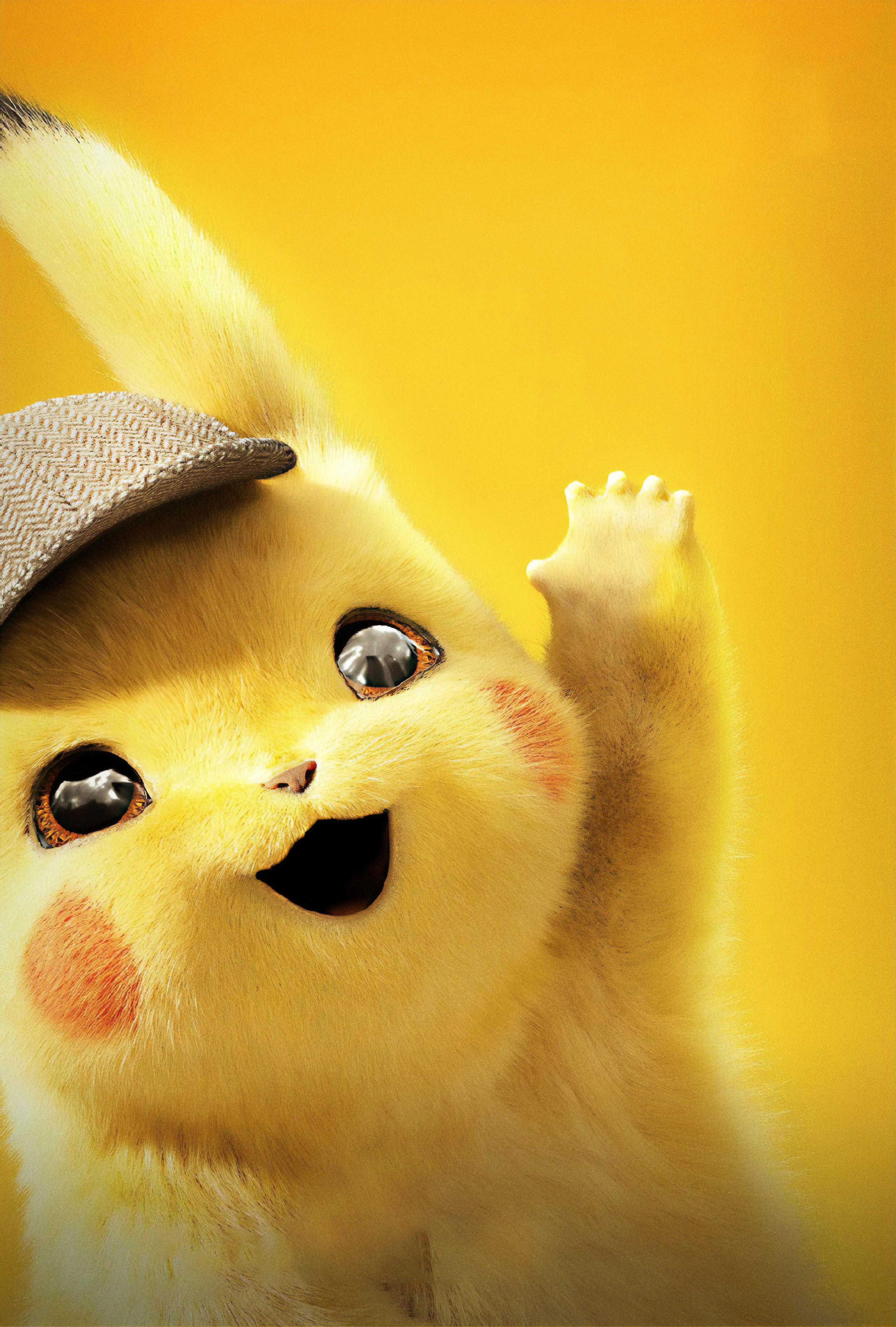 Detective Pikachu Wallpaper, HD Movies 4K Wallpapers ...
