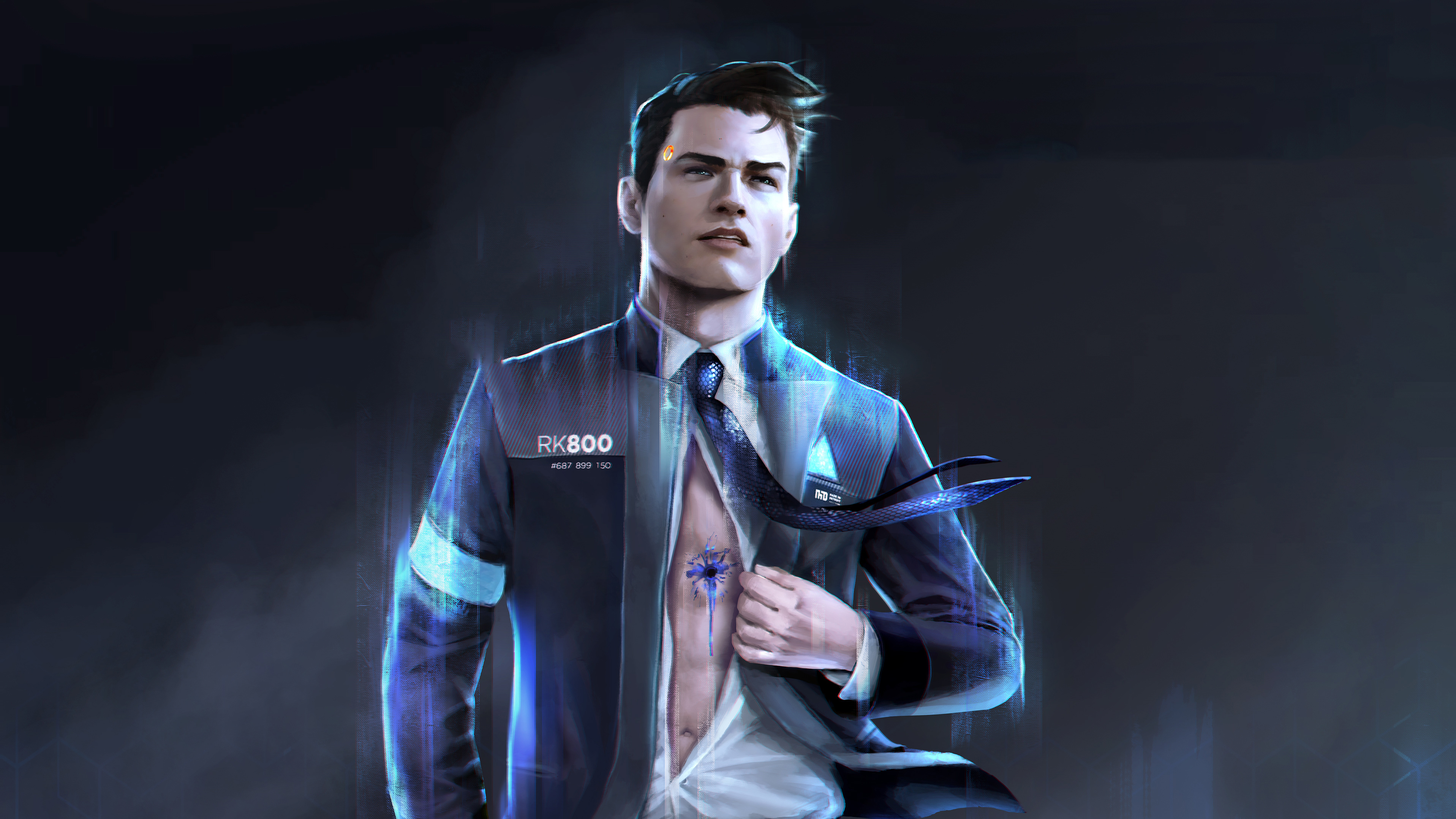 Detroit Become Human Game Wallpaper Hd Games 4k Wallpapers