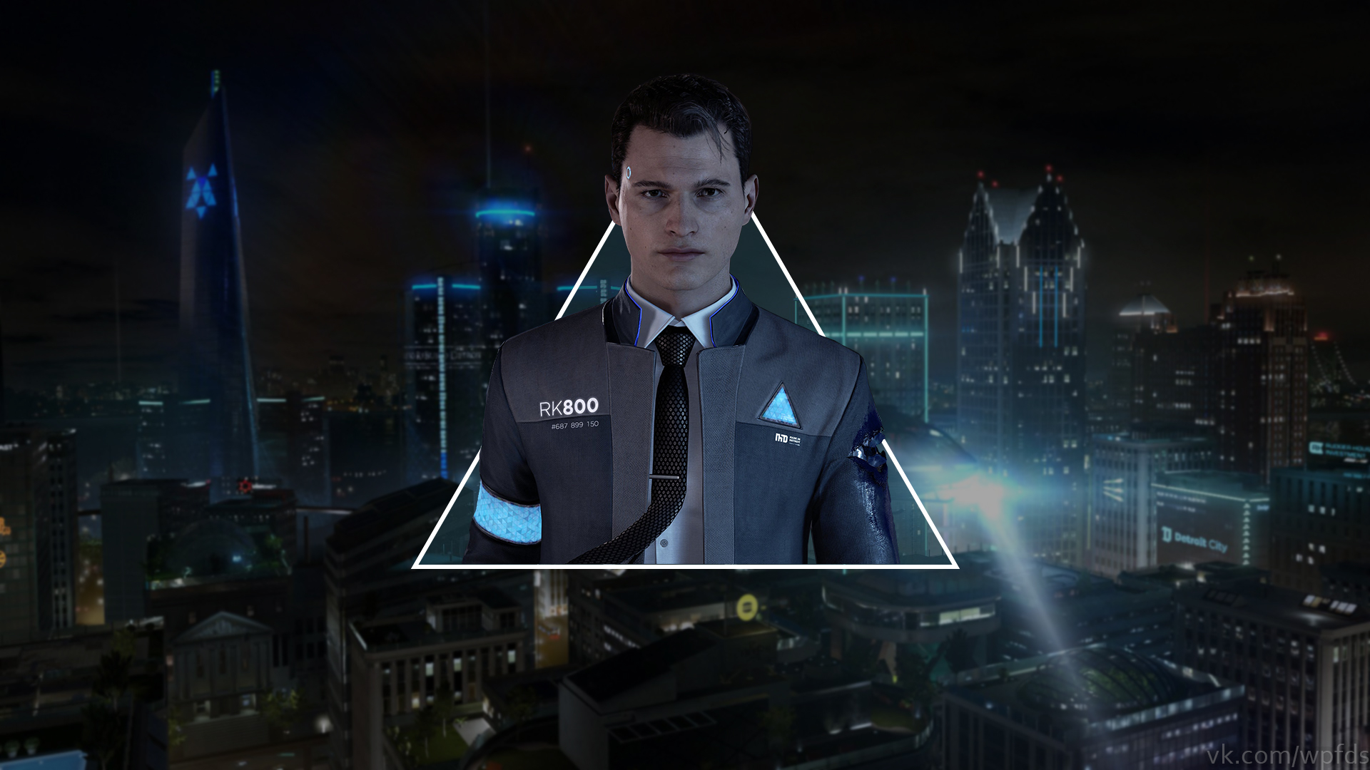 Detroit Become Human Wallpaper Hd Games 4k Wallpapers Images