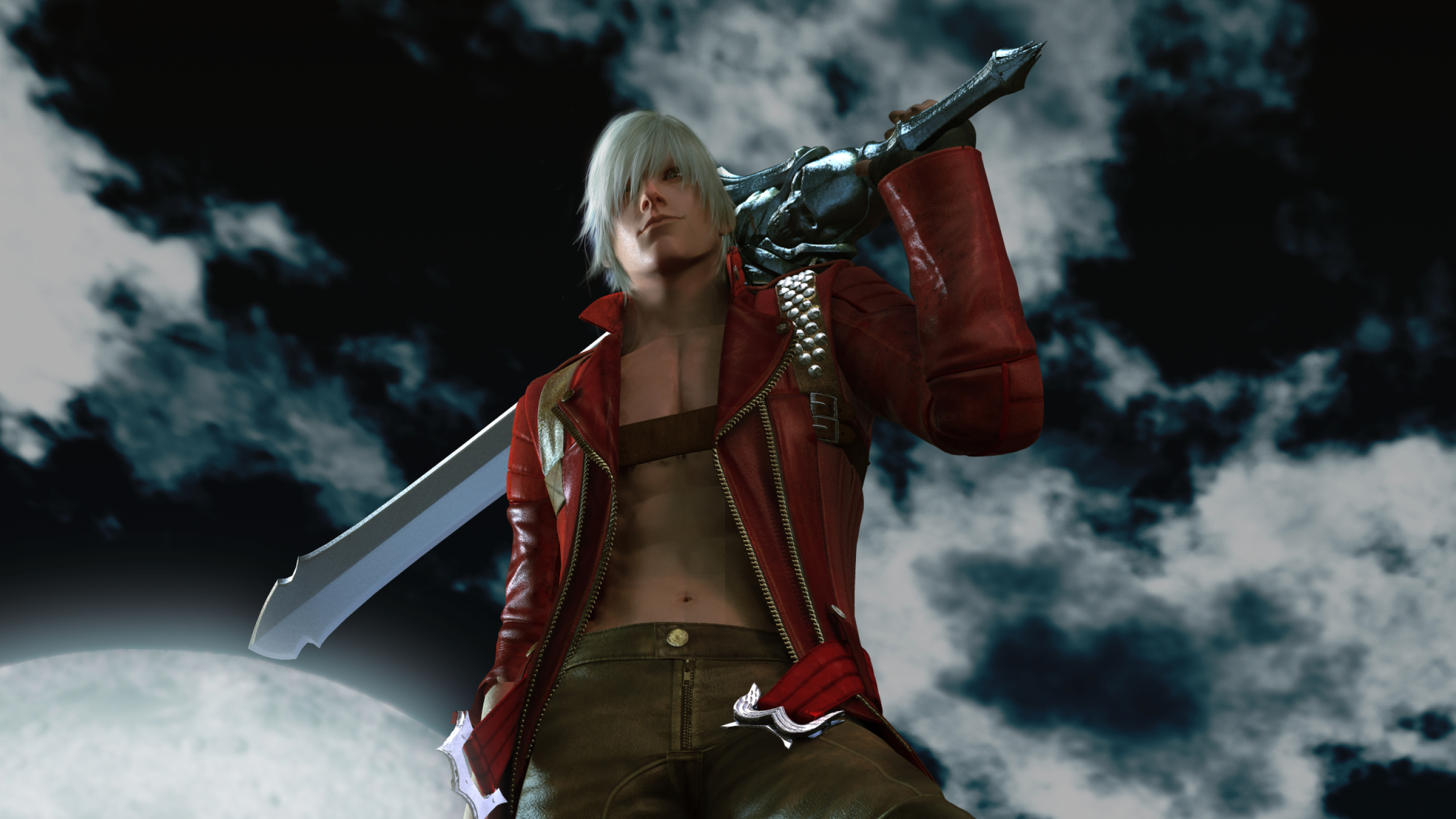 2560x1440 Devil May Cry 3 1440p Resolution Wallpaper Hd Games 4k