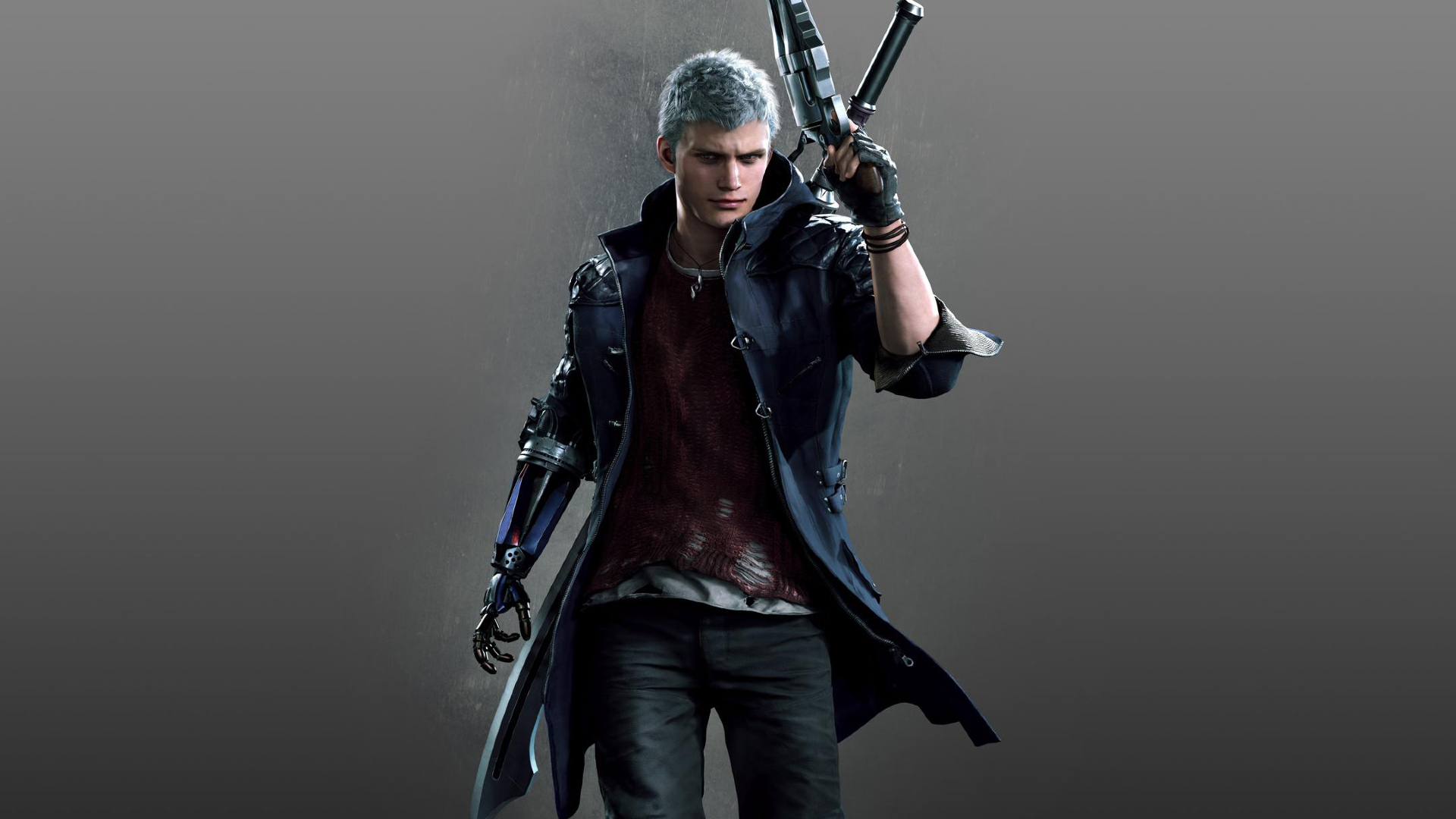 1920x1080 Devil May Cry 5 Video Game 1080P Laptop Full HD ...