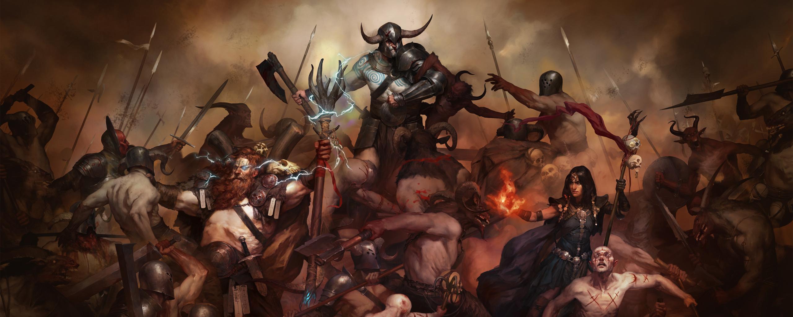 2560x1024 Diablo 4 2560x1024 Resolution Wallpaper, HD ...