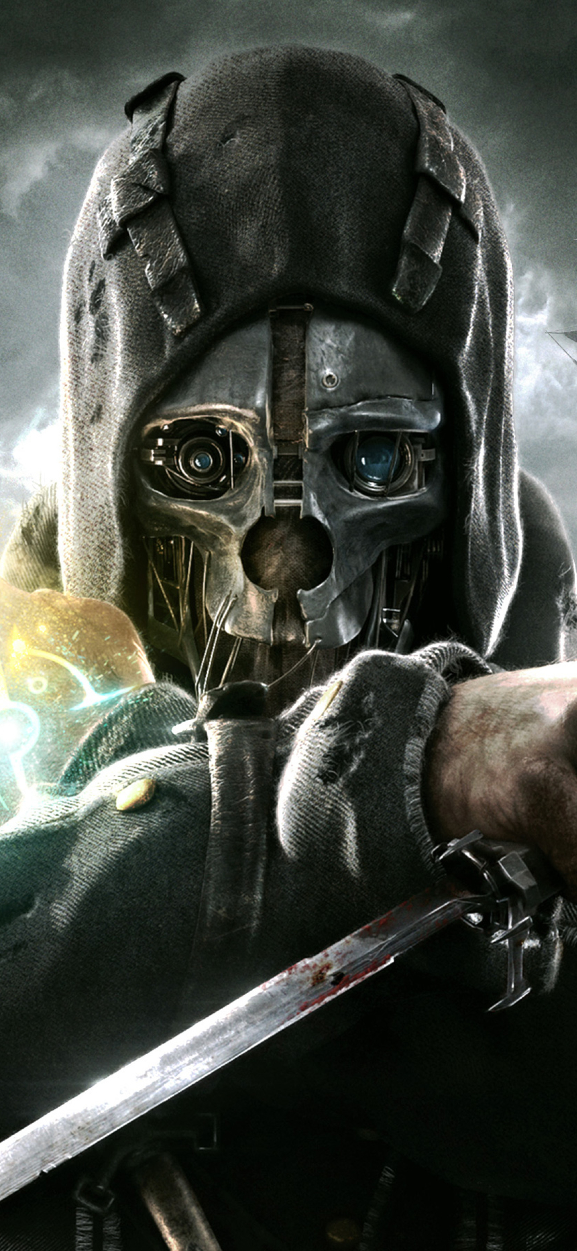 1125x2436 Dishonored Fighter Iphone XS,Iphone 10,Iphone X ...