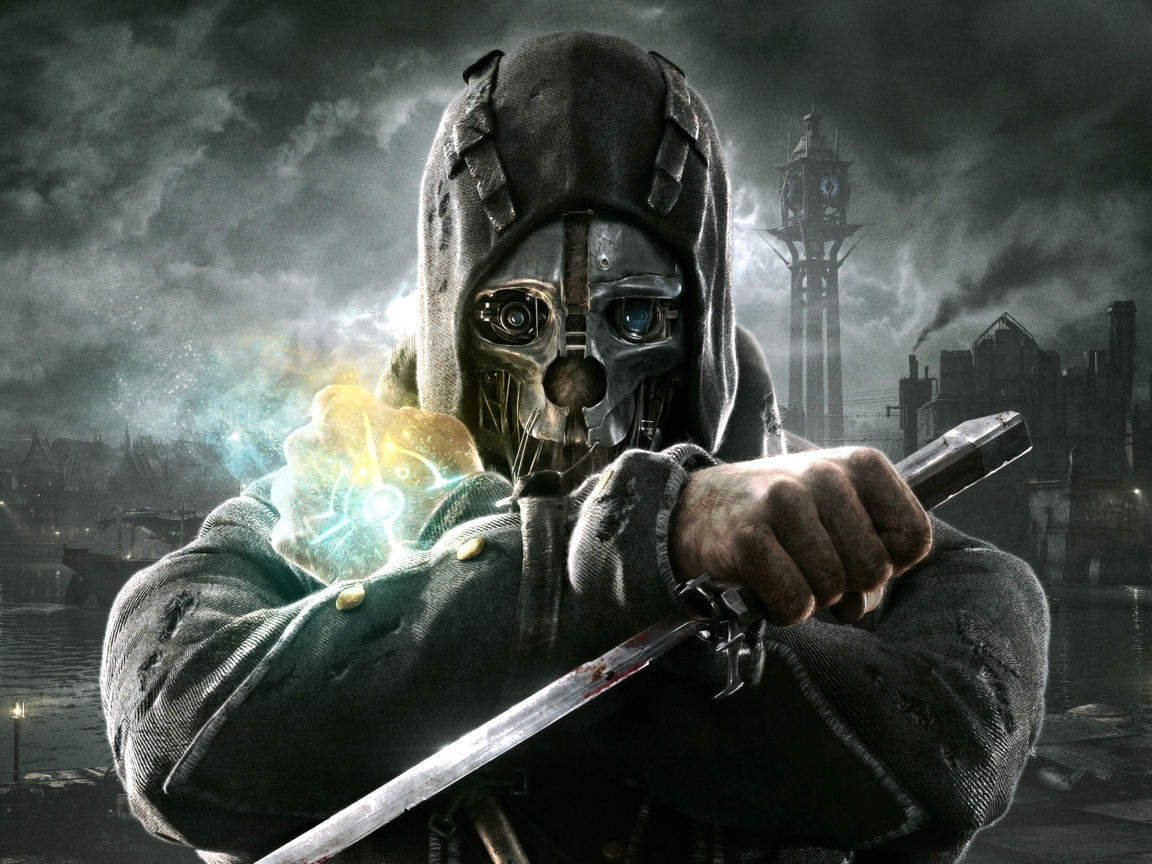 1152x864 Dishonored Fighter 1152x864 Resolution Wallpaper ...