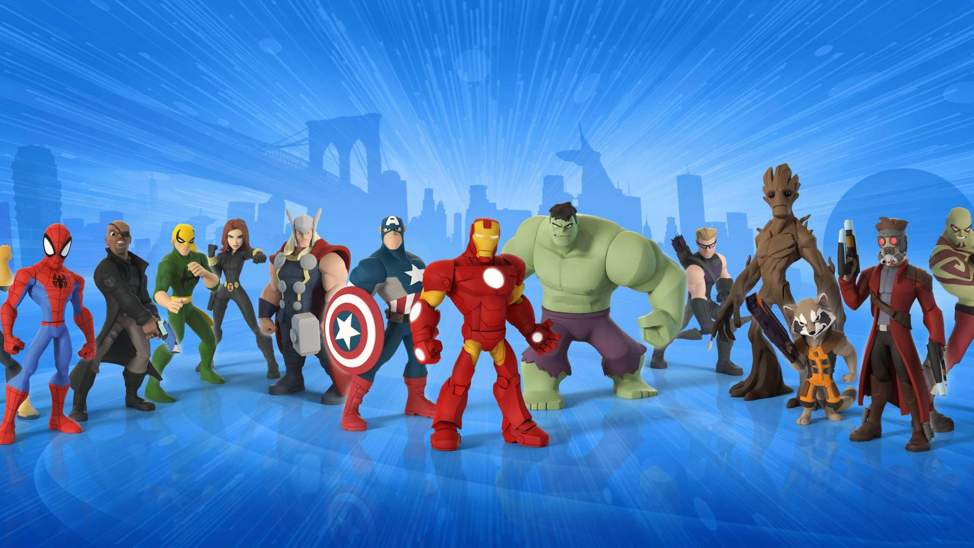 1920x1080 Disney Infinity All Marvel Super Heroes 1080p