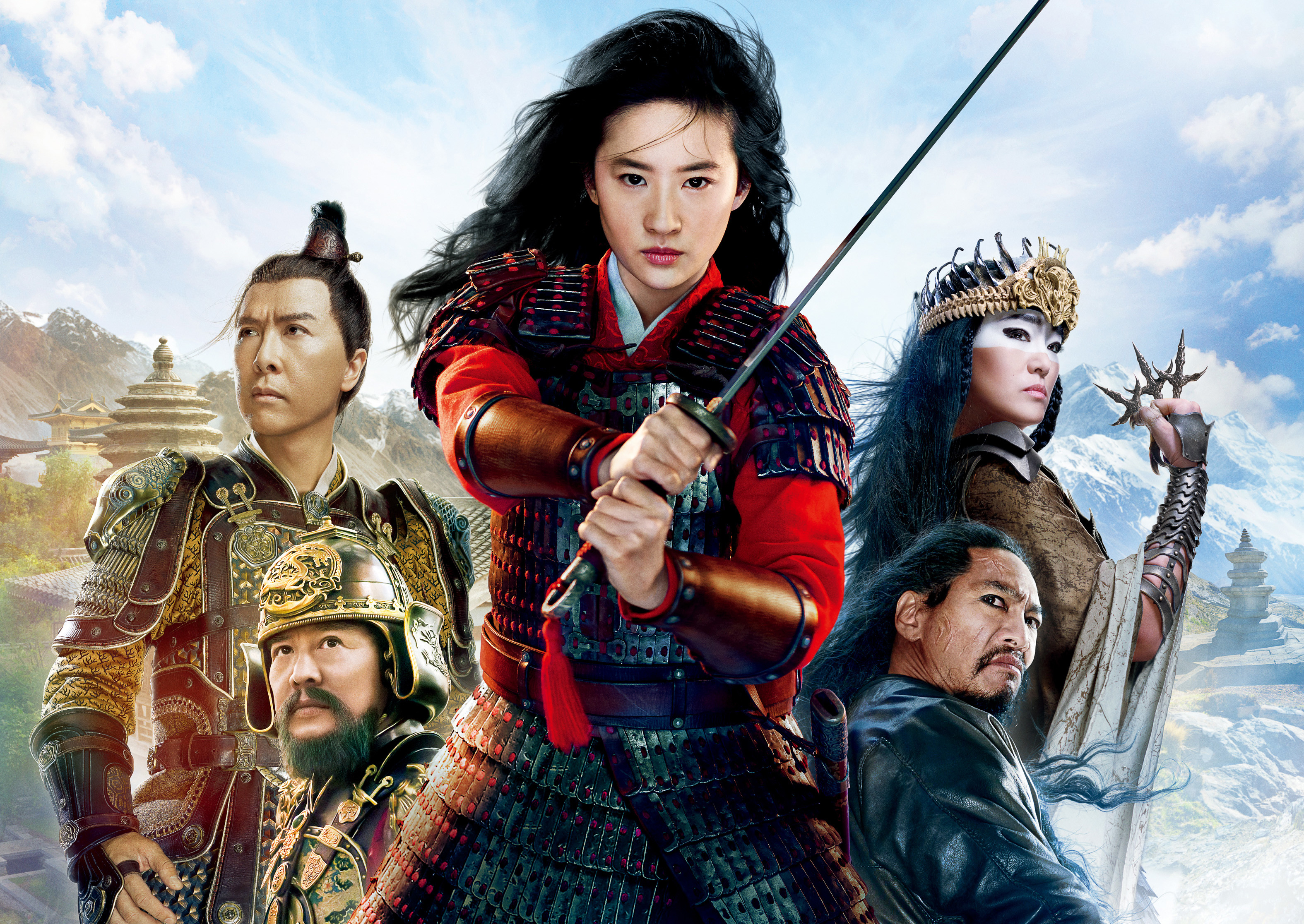 Disney Mulan Wallpaper Hd Movies 4k Wallpapers Images Photos And Background