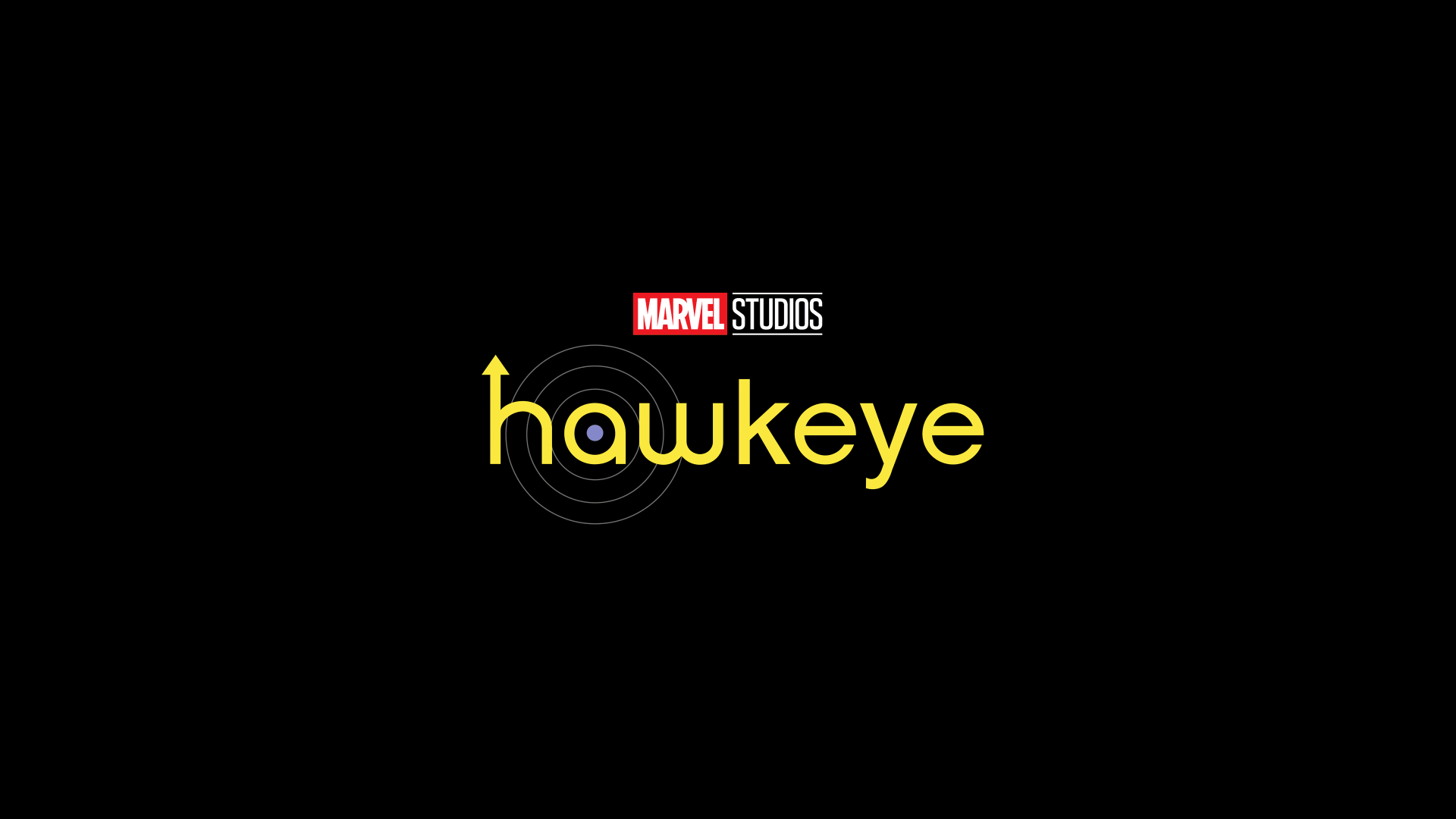 1920x1080 Disney Plus Hawkeye Comic Con Poster 1080p Laptop