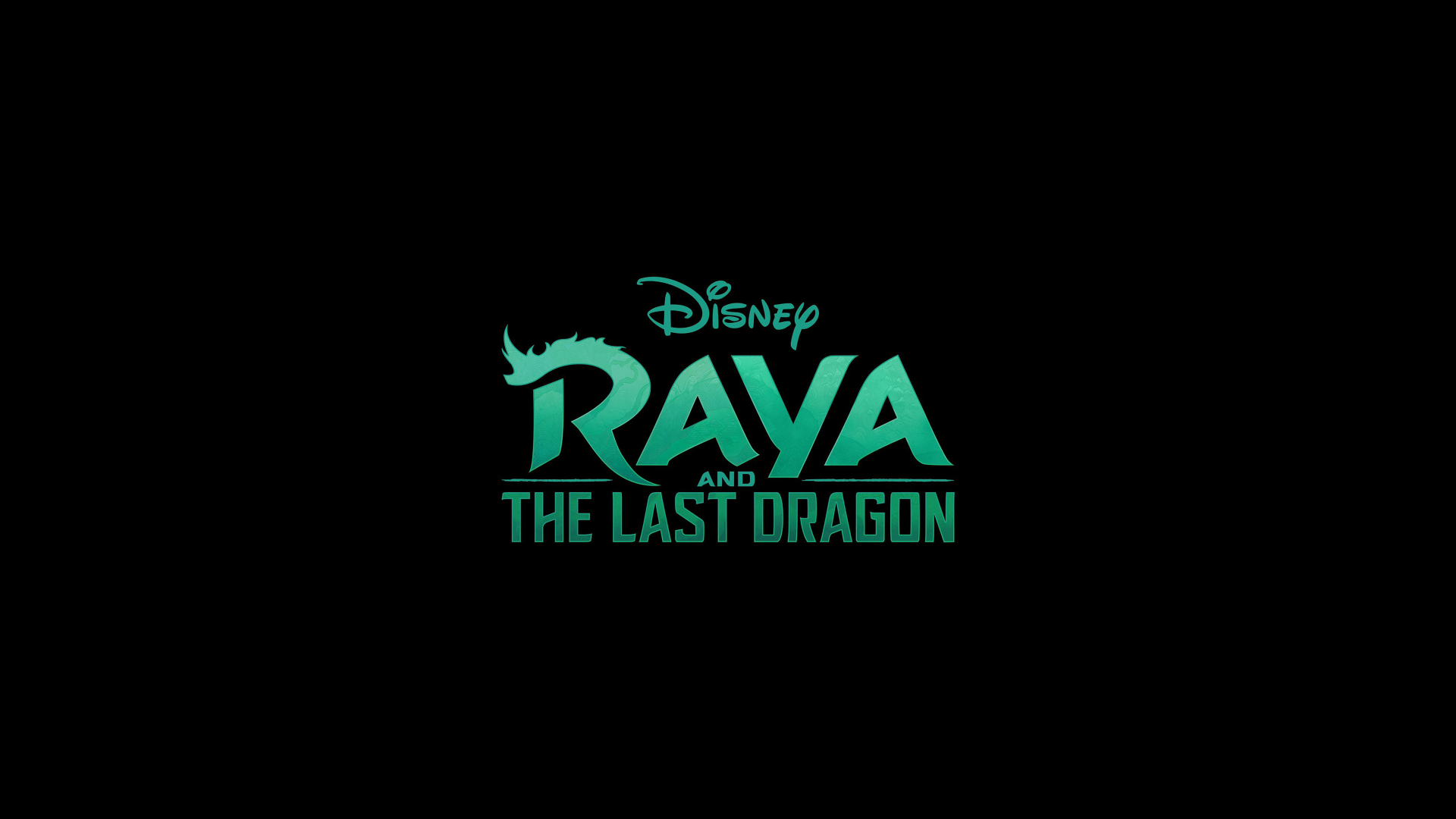 1920x1080 Disney Raya And The Last Dragon Poster 1080p