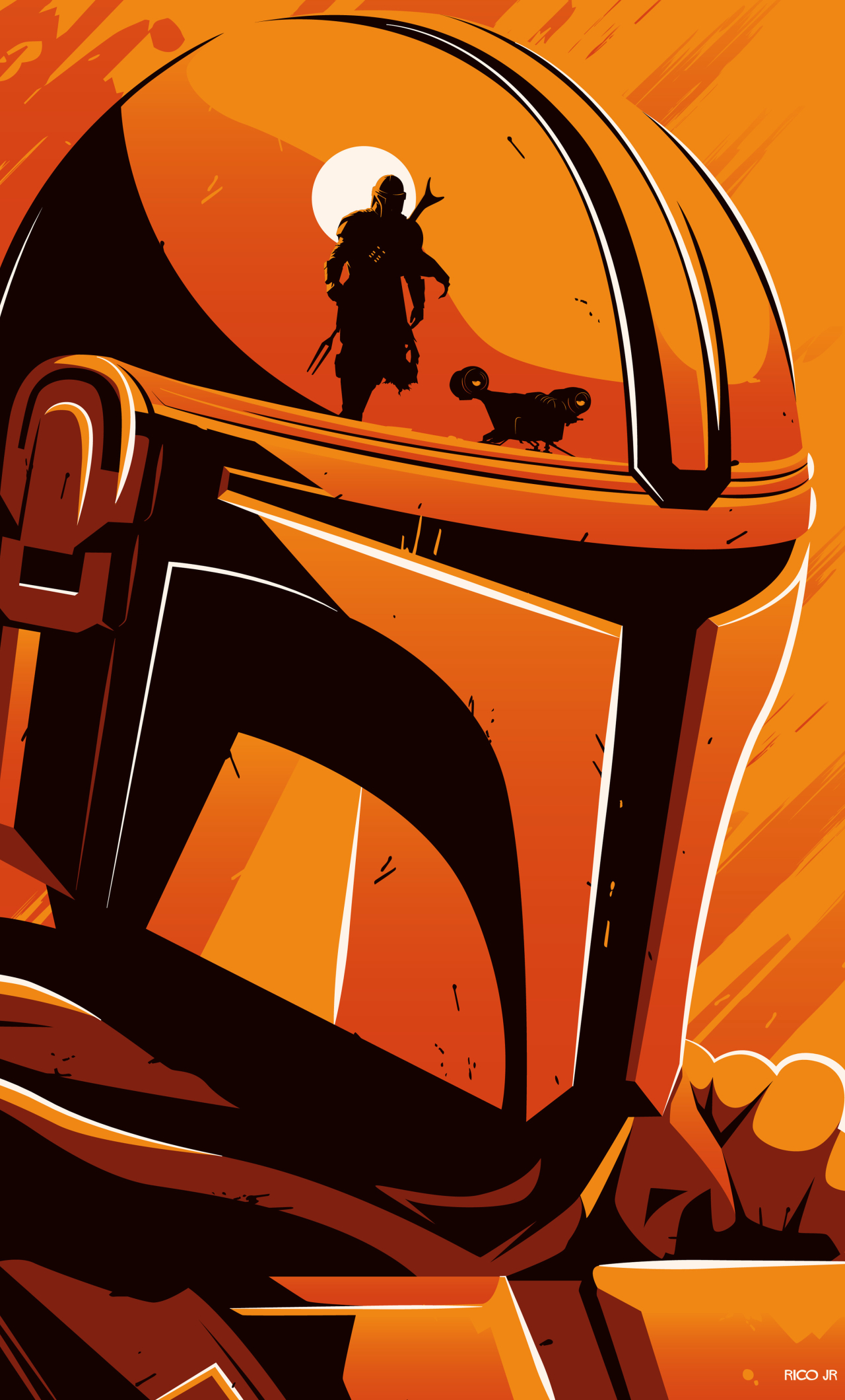 1280x2120 Disney The Mandalorian Iphone 6 Plus Wallpaper Hd Tv Series 4k Wallpapers Images Photos And Background