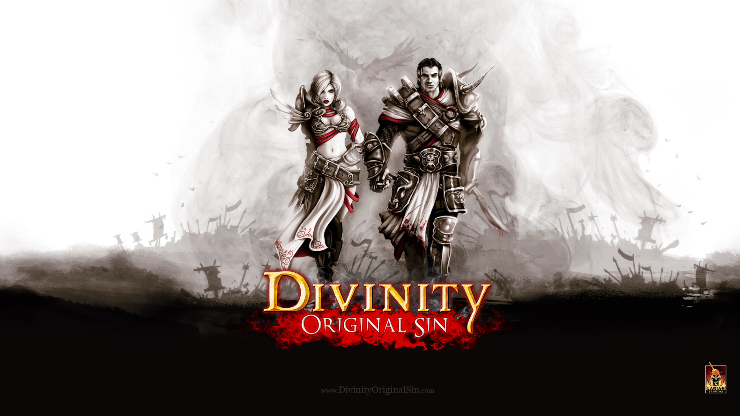 2560x1440 divinity original sin, rpg, fantasy 1440P