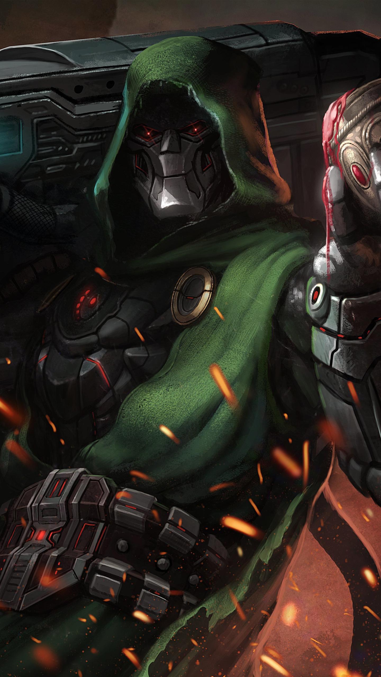 Download Doctor Doom Supervillain - 837.3KB