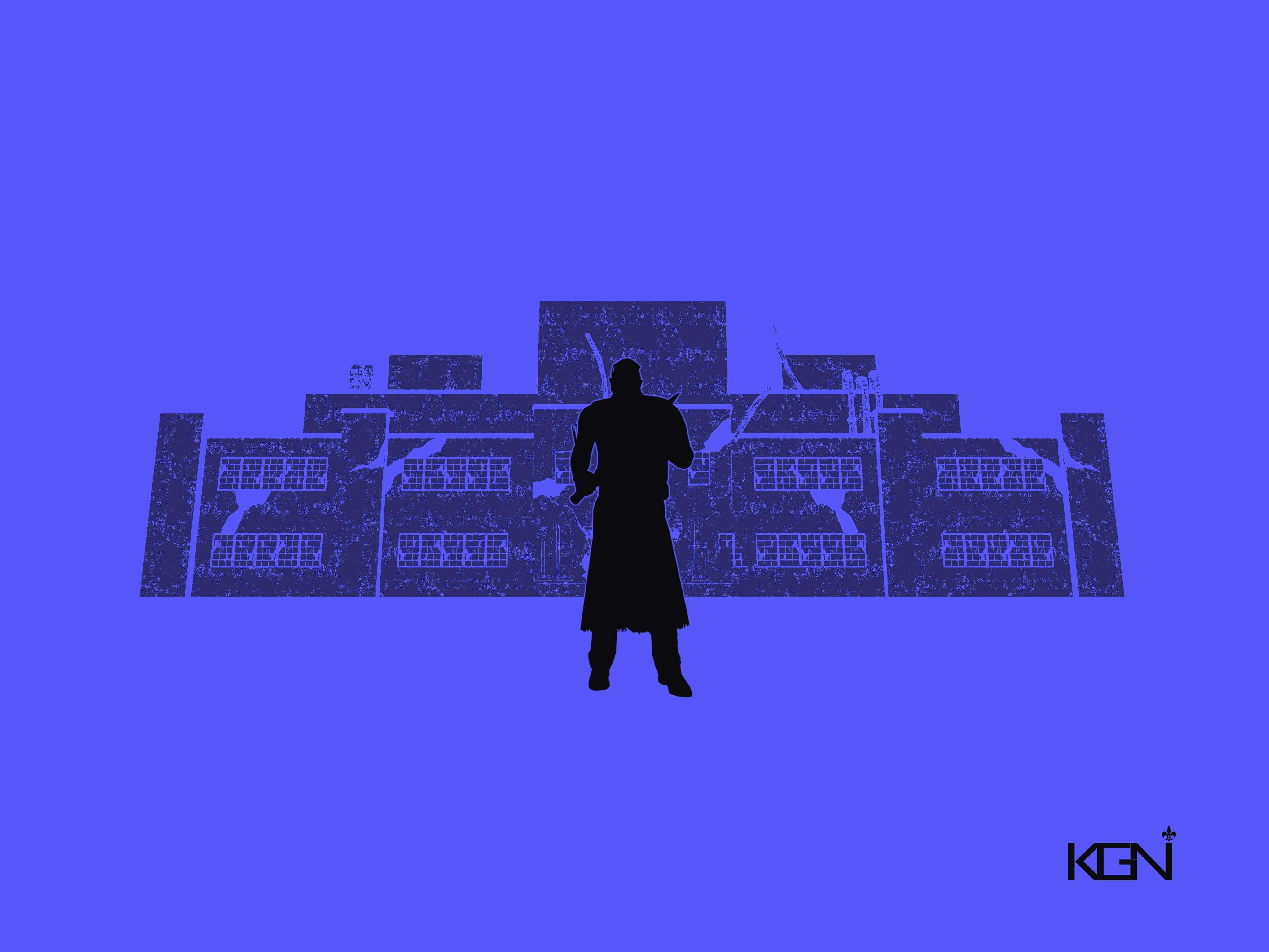 Doctor Minimal Dead By Daylight Game Art Wallpaper Hd