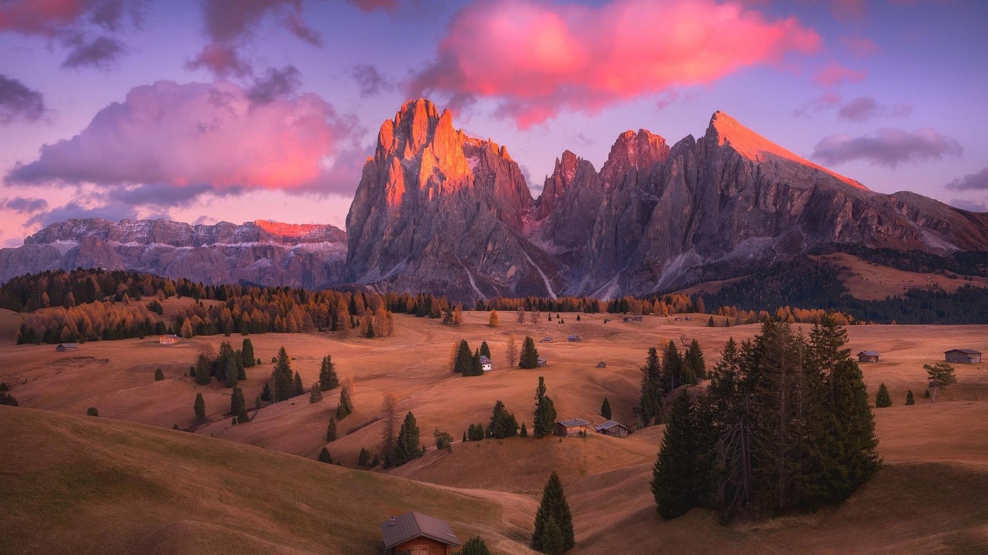 1920x1080 Dolomites Mountains 1080P Laptop Full HD ...