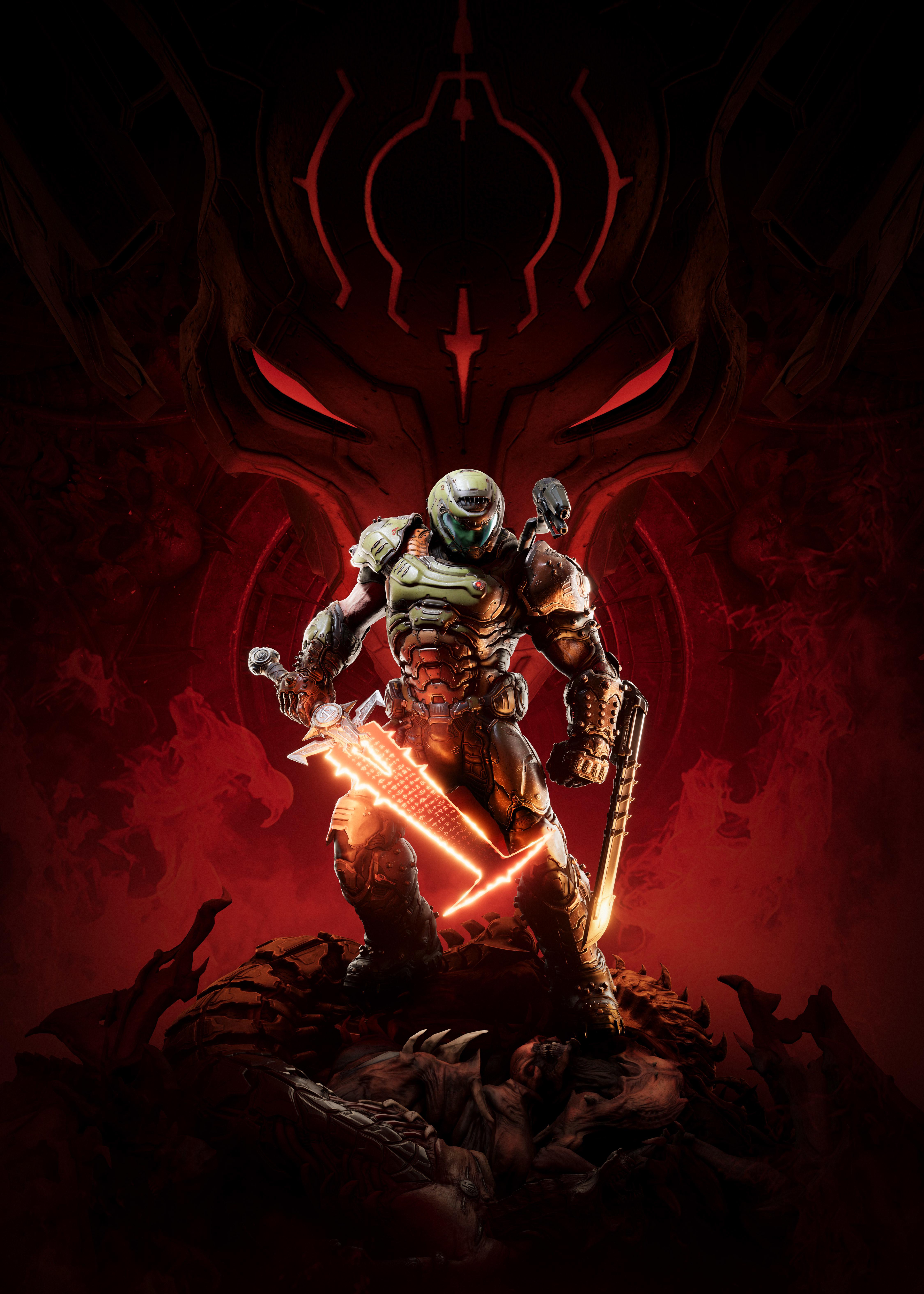 Doom Eternal Game 2020 Wallpaper, HD Games 4K Wallpapers ...