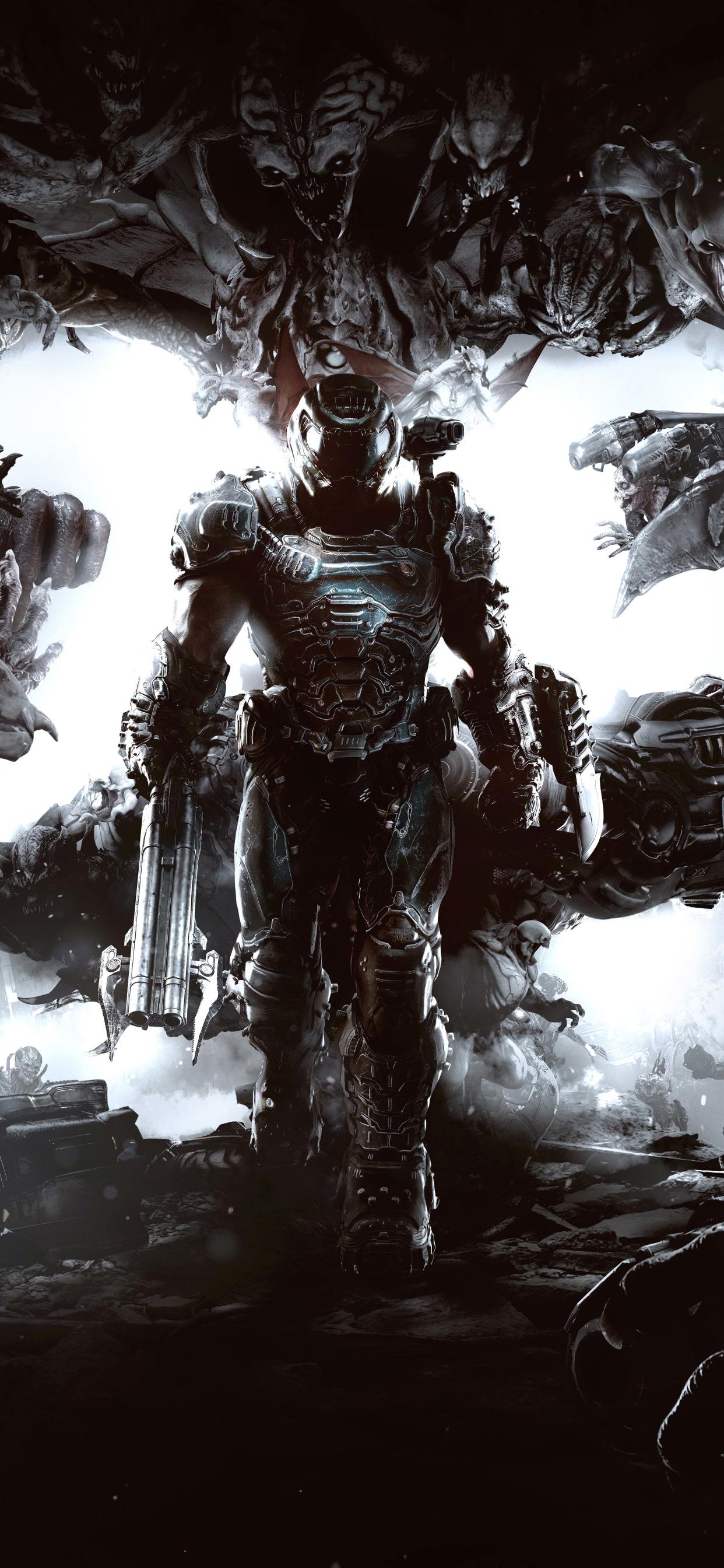 1242x2688 Doom Eternal Iphone Xs Max Wallpaper Hd Games 4k