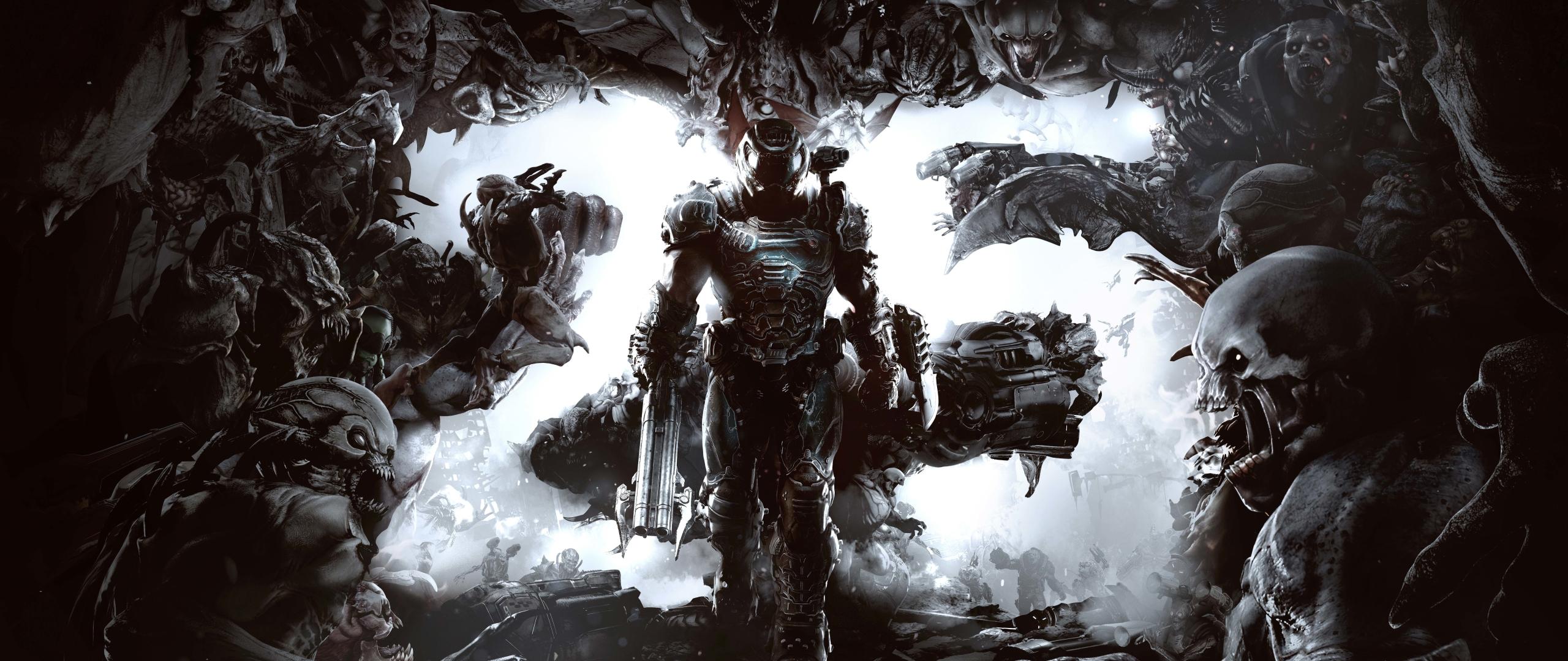 2560x1080 Doom Eternal 2560x1080 Resolution Wallpaper Hd Games 4k