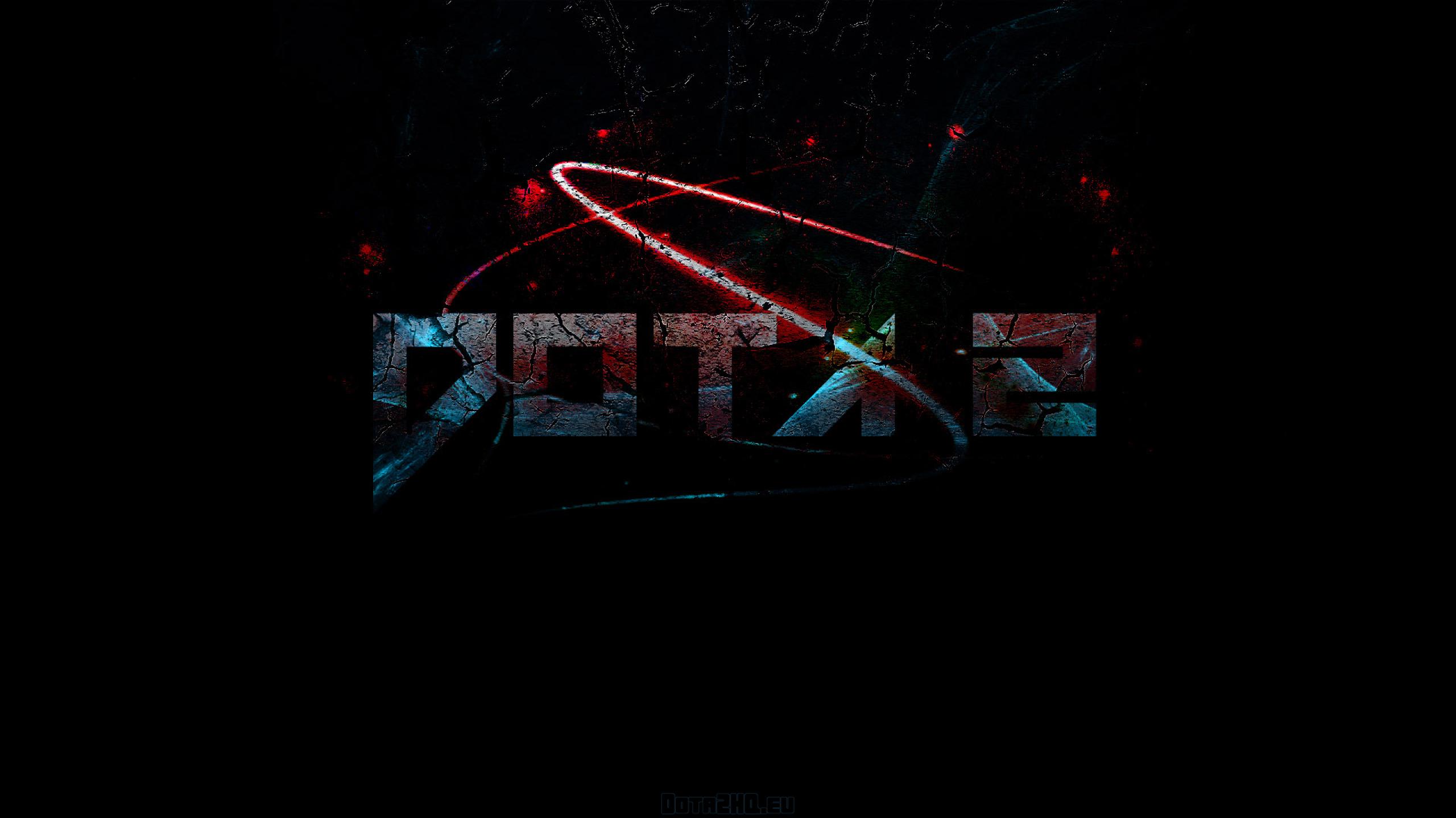 2560x1440 Dota 2 Logo Game 1440p Resolution Wallpaper Hd Games