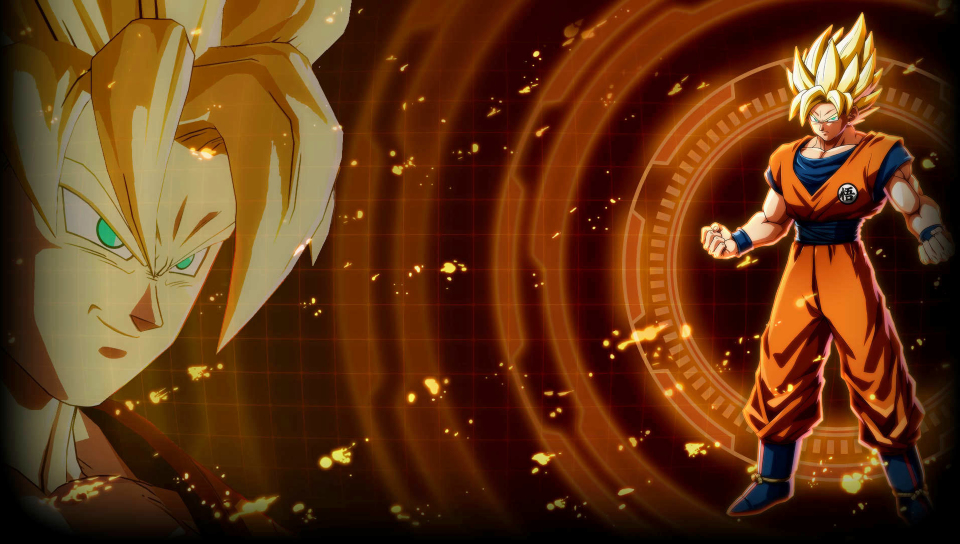 960x544 Dragon Ball Fighterz Goku 960x544 Resolution