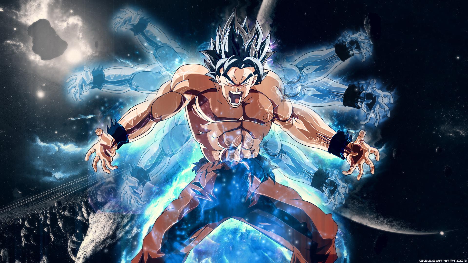 Dragon Ball Super Goku Angry, HD 4K Wallpaper