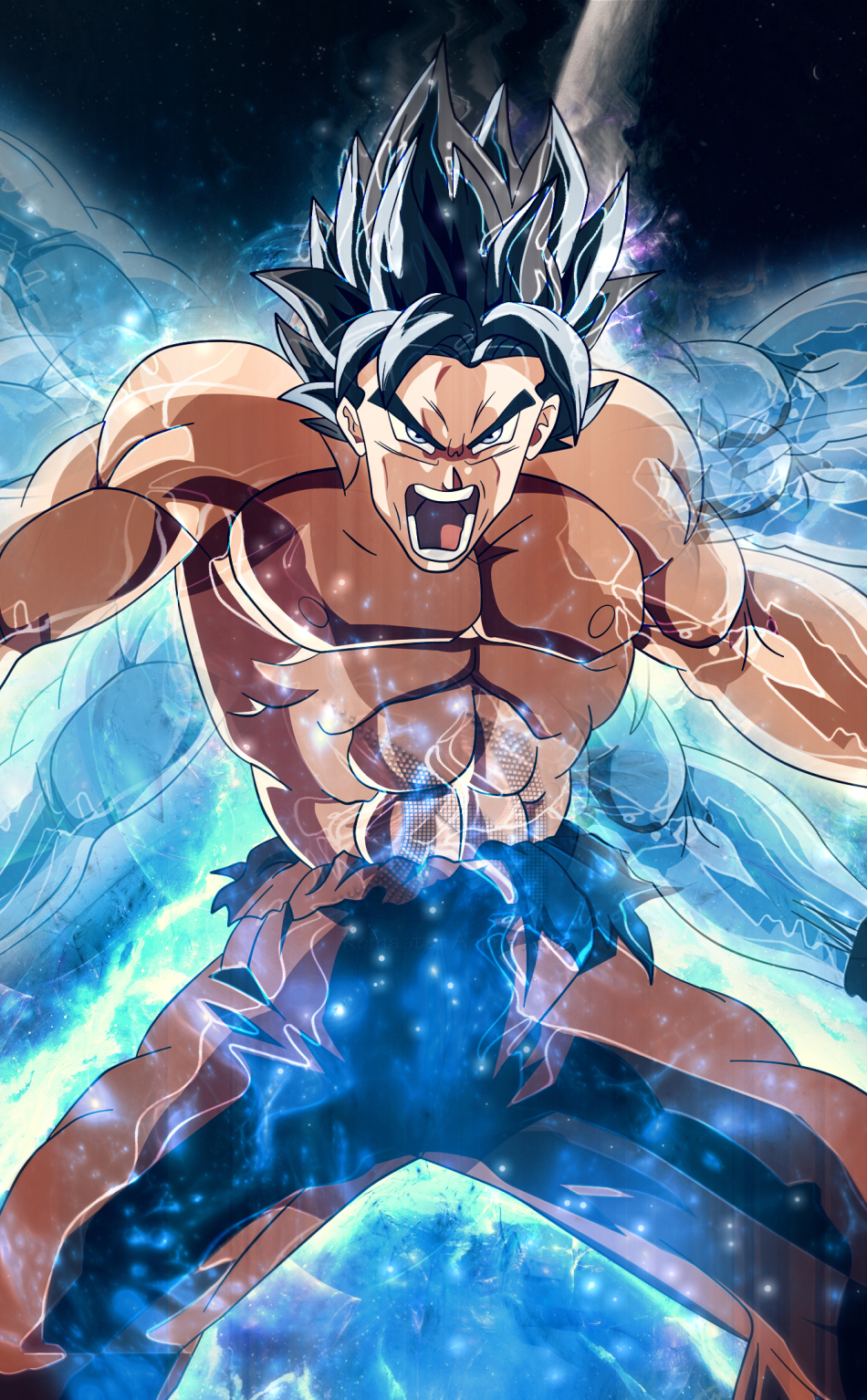 Download dragon ball super goku angry 950x1534 resolution hd 4k iphone 5 voltagebd Choice Image