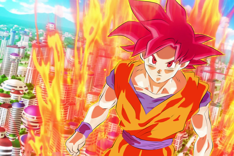 Dragon Ball Z Goku Super Saiyan Wallpaper Hd Anime 4k Wallpapers Images Photos And Background