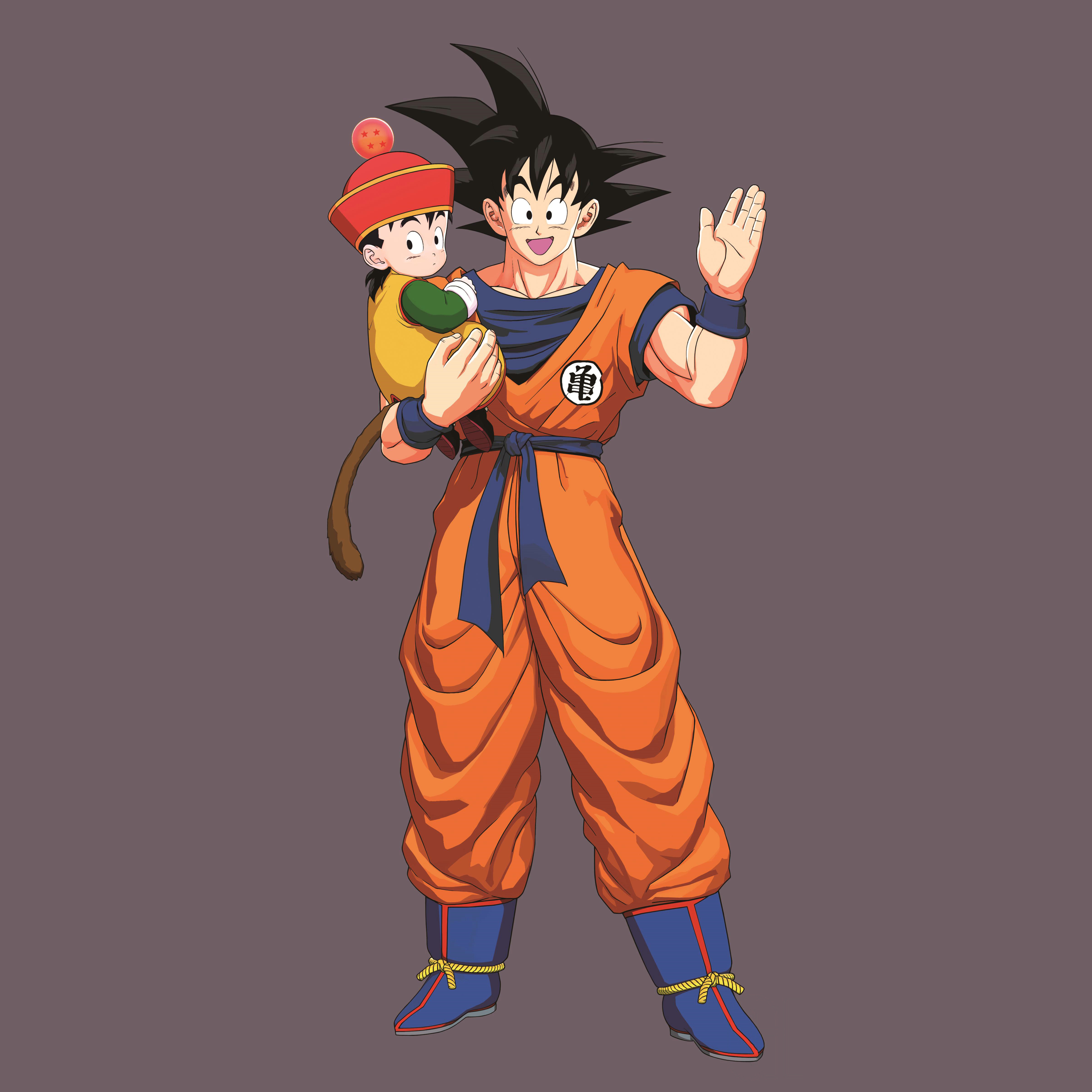 Dragon Ball Z Kakarot Game Wallpaper, HD Games 4K ...