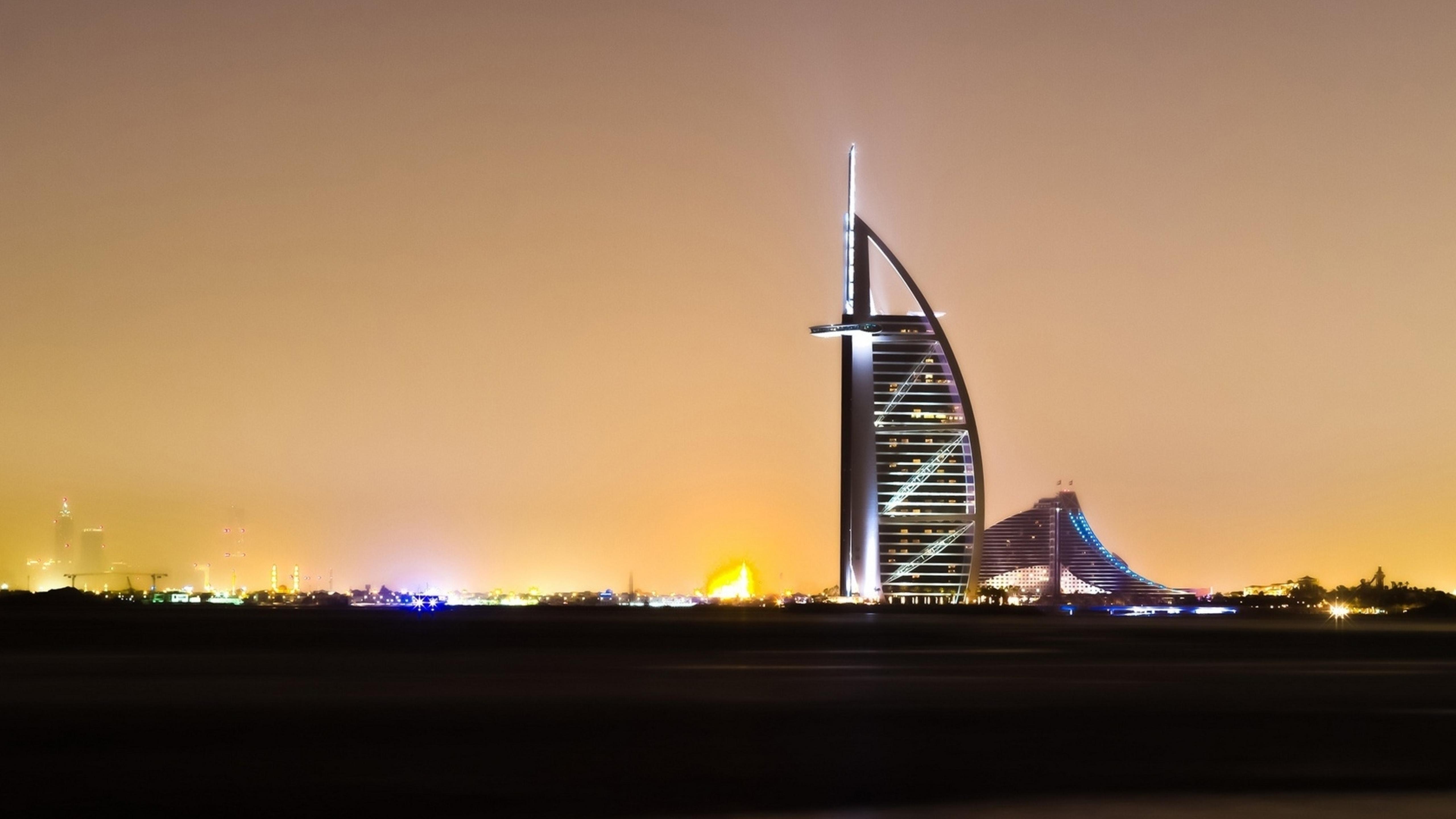 5120x2880 Dubai Home Burj Al Arab 5k Wallpaper Hd City 4k