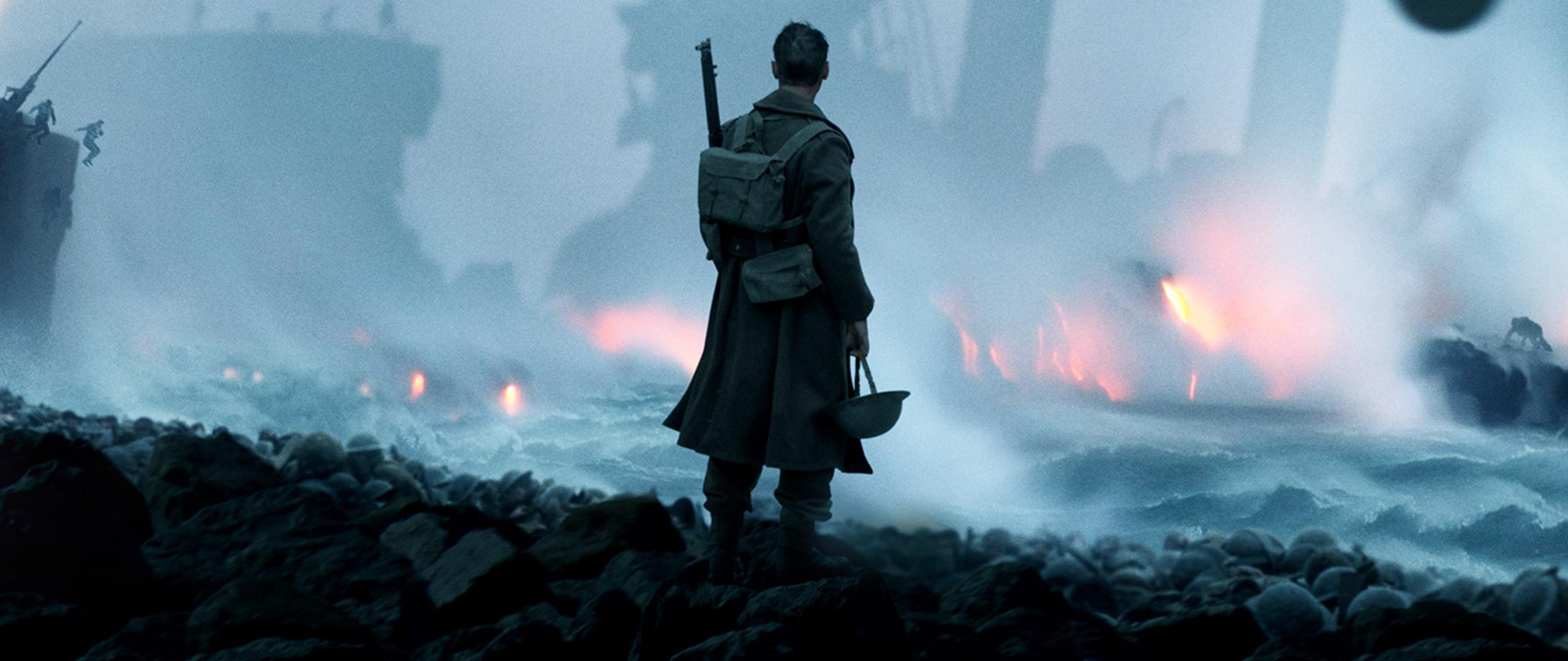 Dunkirk Movie Poster Full Hd 2k Wallpaper
