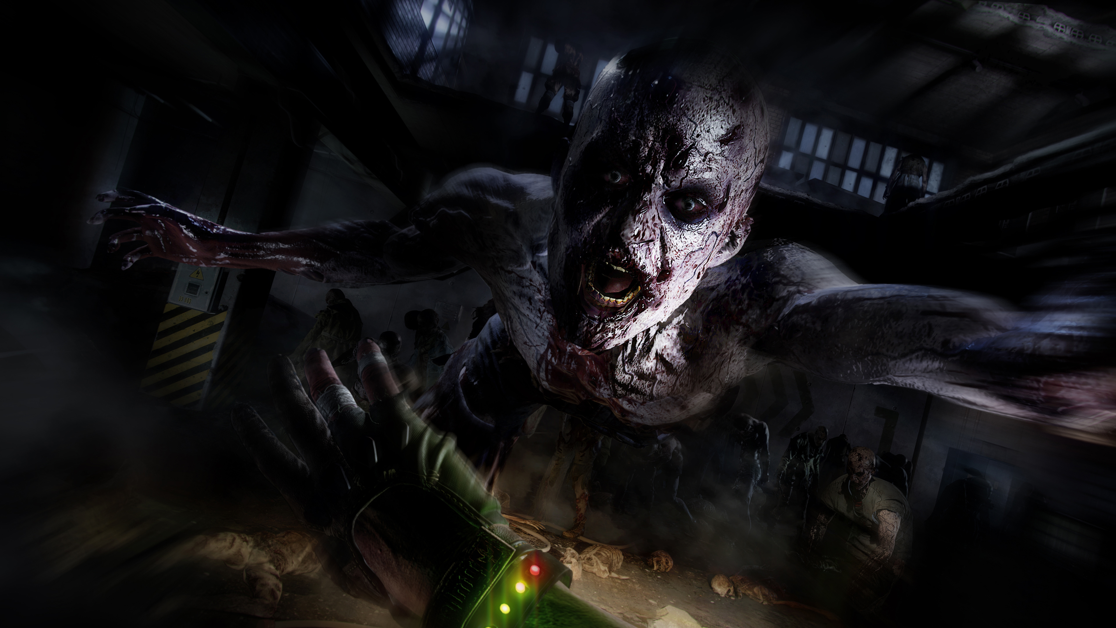 Dying Light 2 Game Wallpaper Hd Games 4k Wallpapers Images