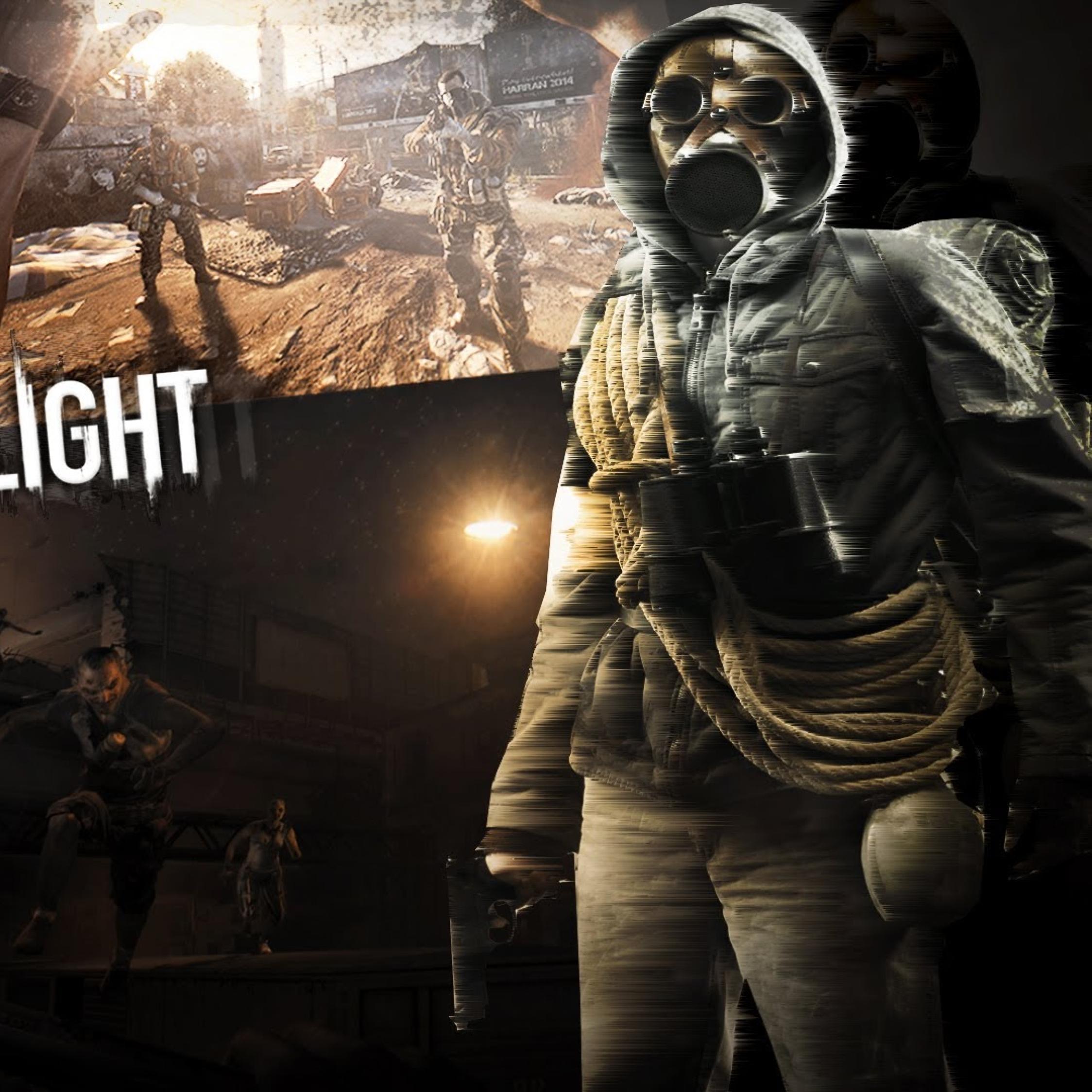 Dying Light Survival Horror Action Full HD Wallpaper
