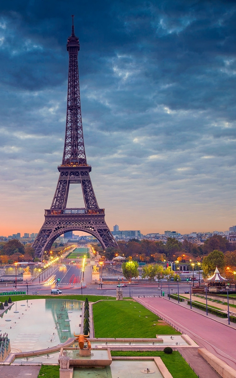 Beautiful Pictures Images The Most Beautiful Girl At World: Eiffel Tower Paris Beautiful View, Full HD 2K Wallpaper