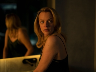 Elisabeth Moss in The Invisible Man 2020 Wallpaper in 320x240 Resolution