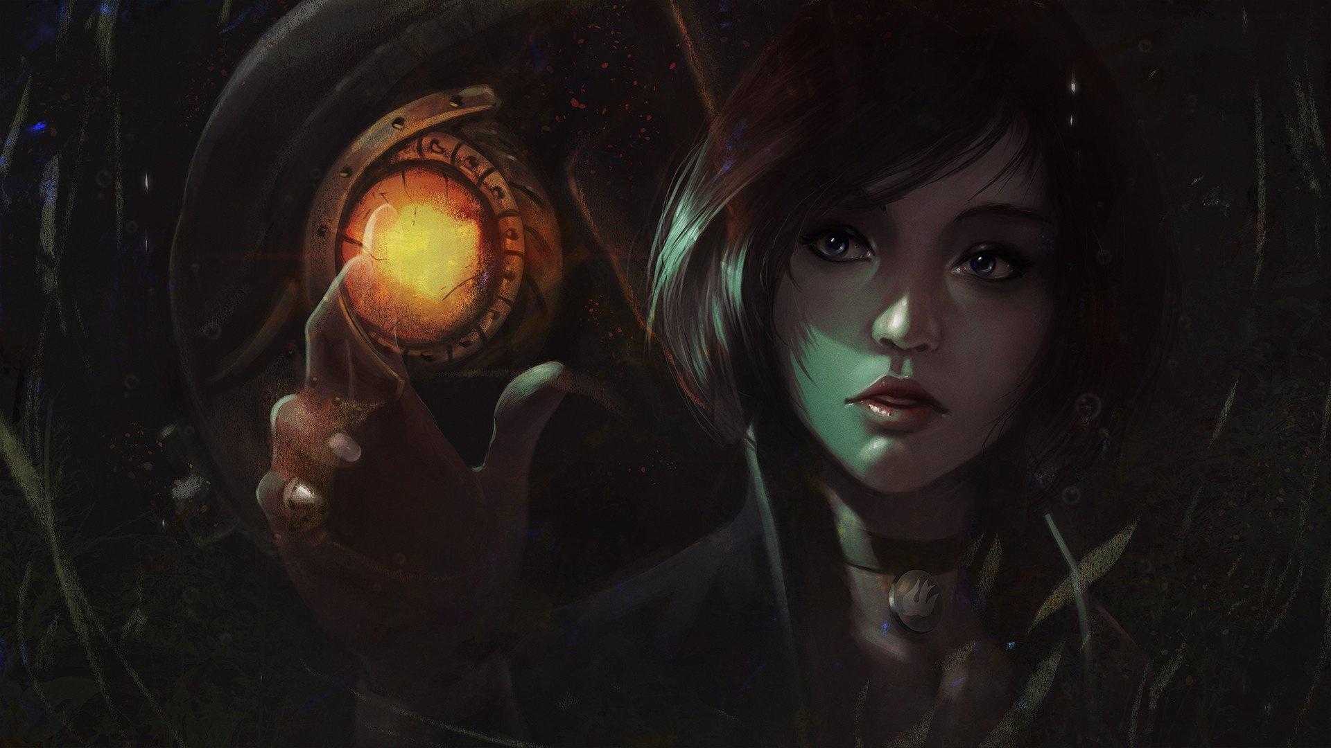 Elizabeth Bioshock Infinite Wallpaper, HD Games 4K ...