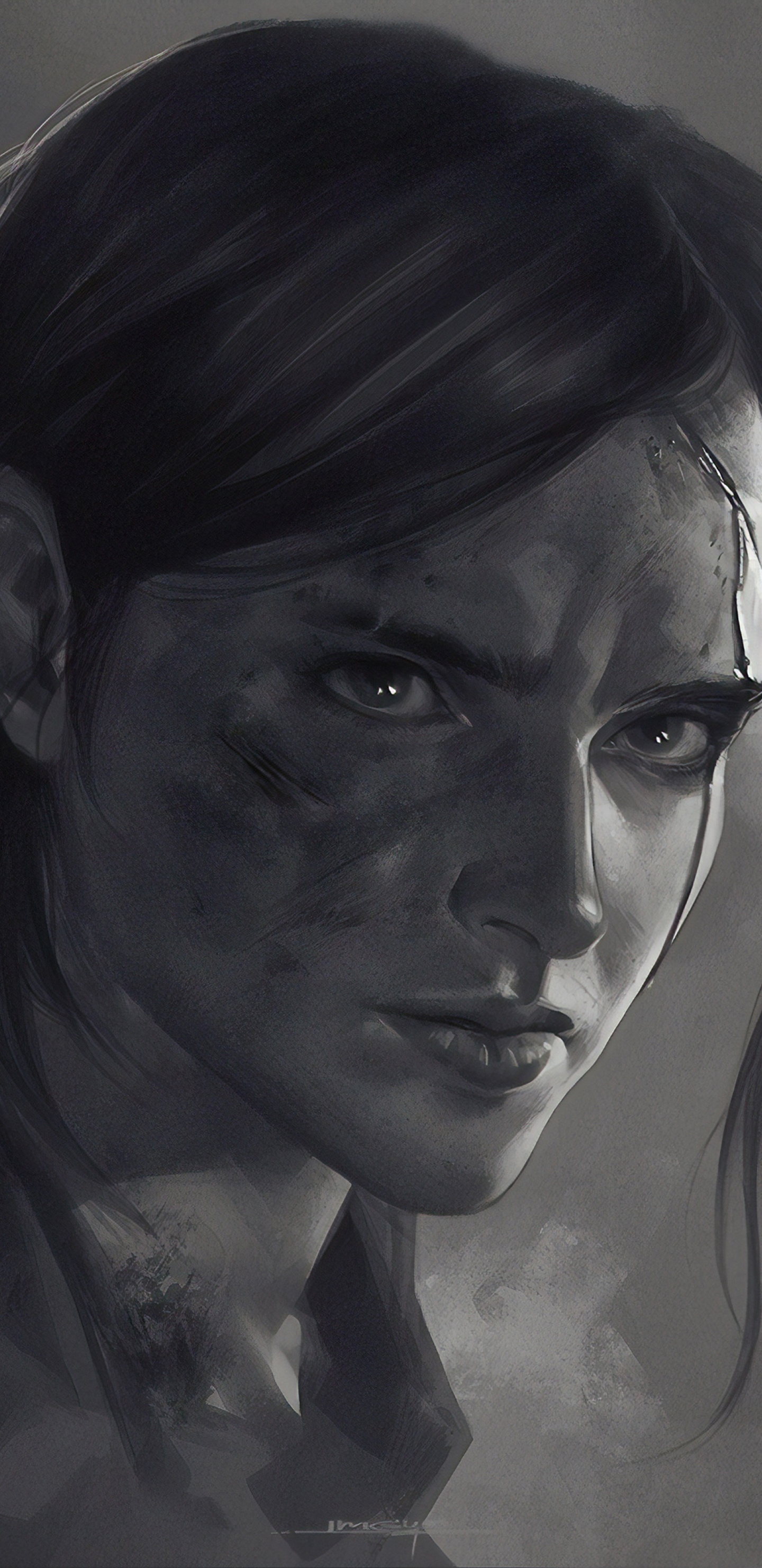 1440x2960 Ellie The Last Of Us Part 2 Samsung Galaxy Note 9