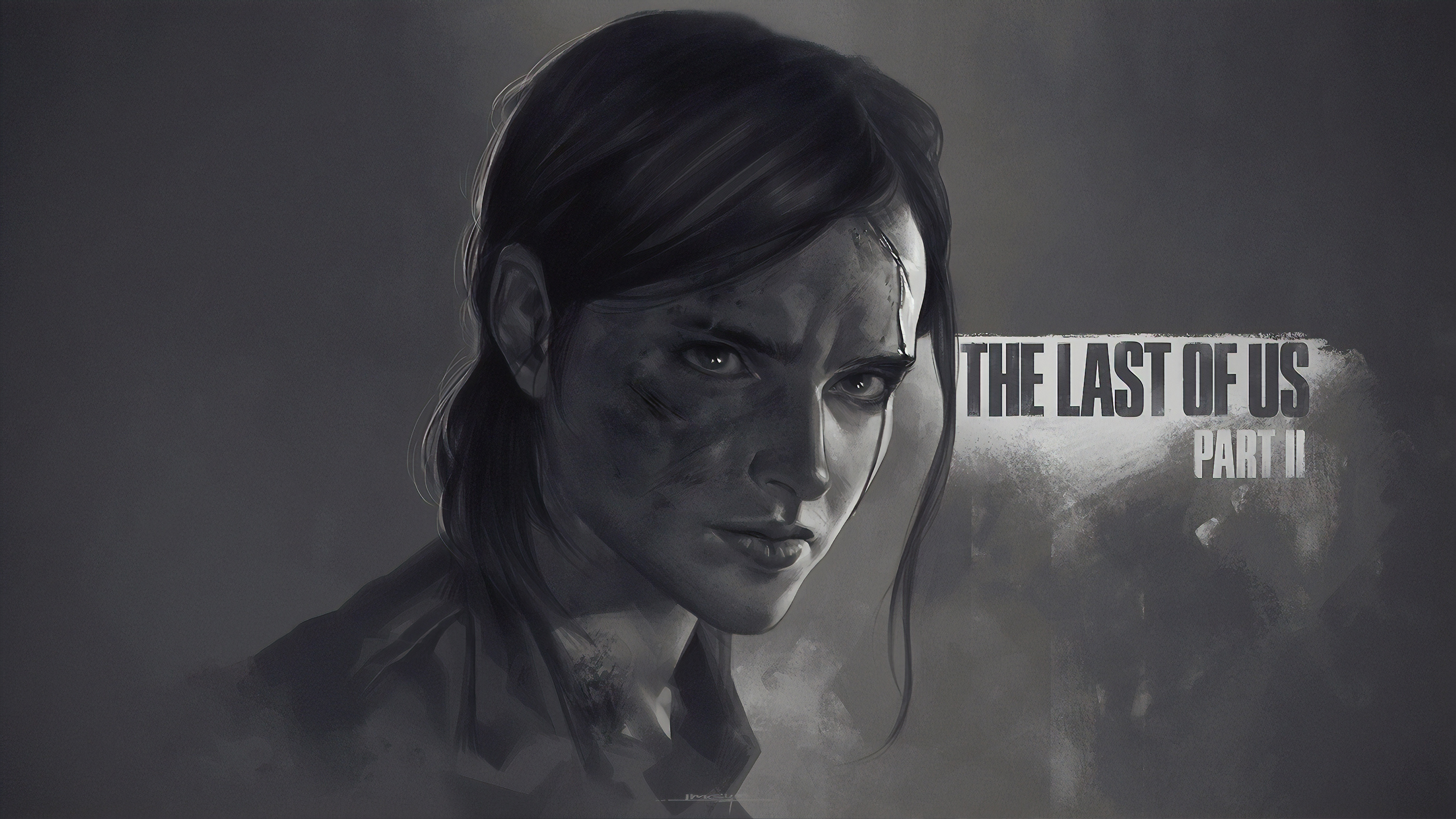Ellie The Last Of Us Part 2 Wallpaper Hd Games 4k Wallpapers