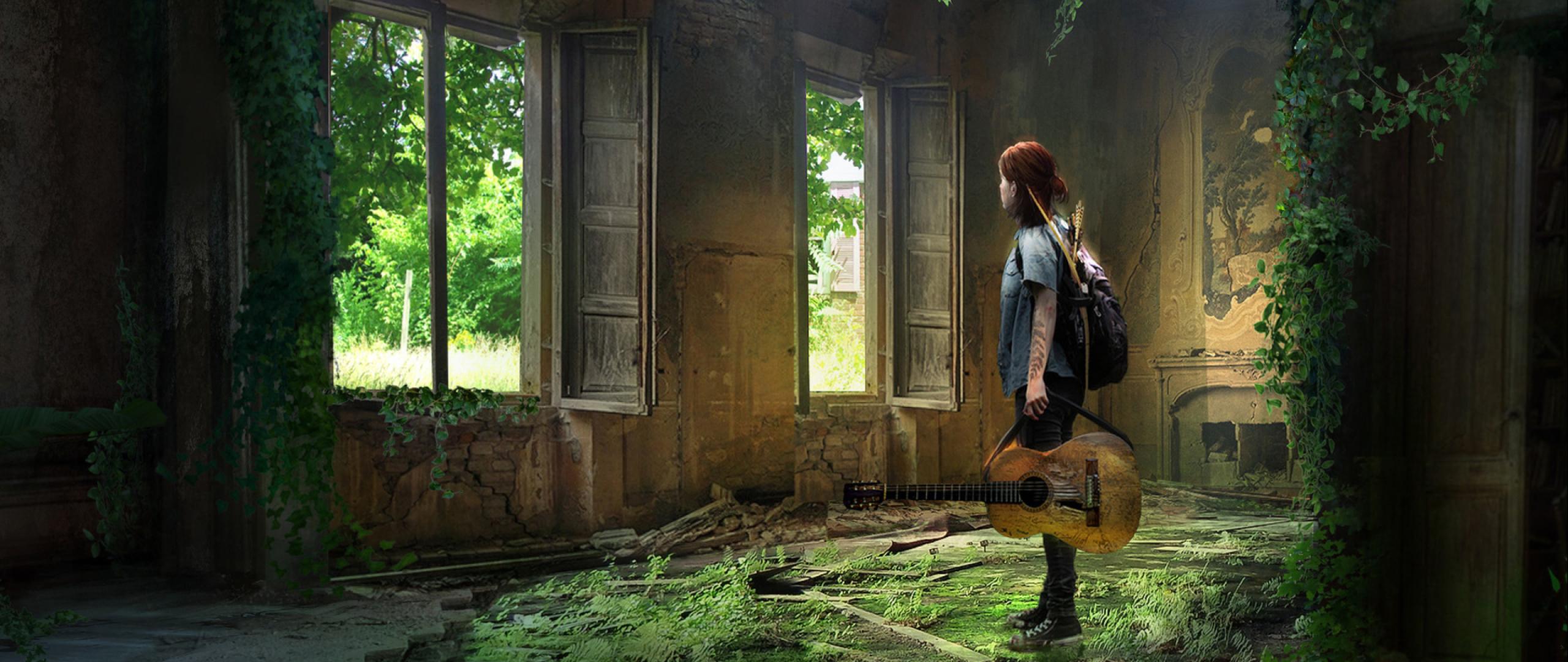 2560x1080 Ellie The Last of Us 2560x1080 Resolution ...