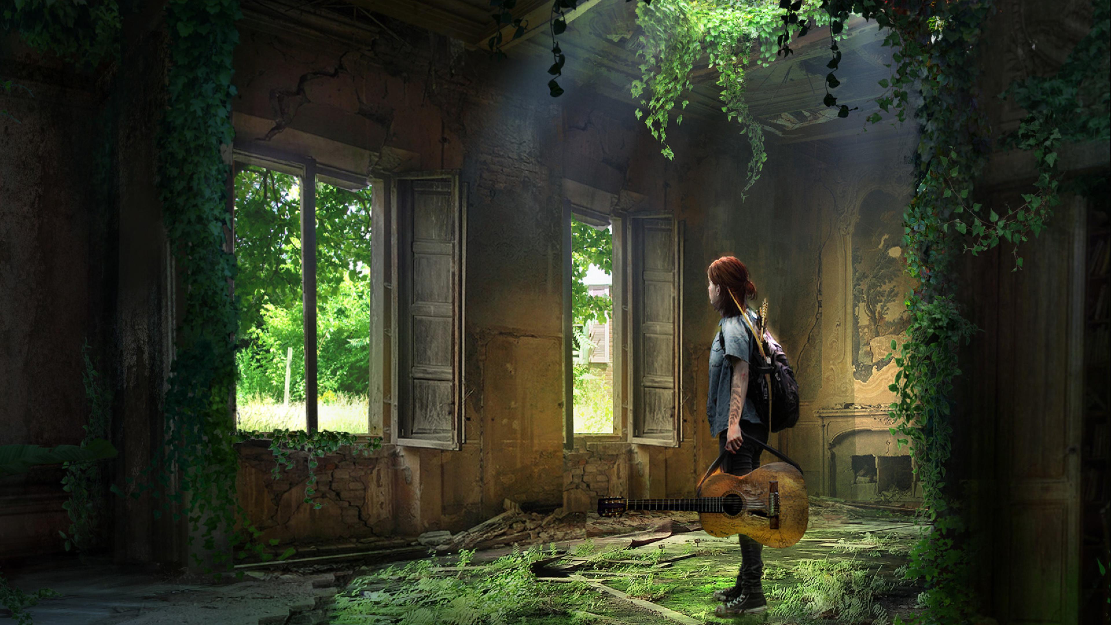 The Last Of Us 2 Wallpaper 4k Android - Singebloggg