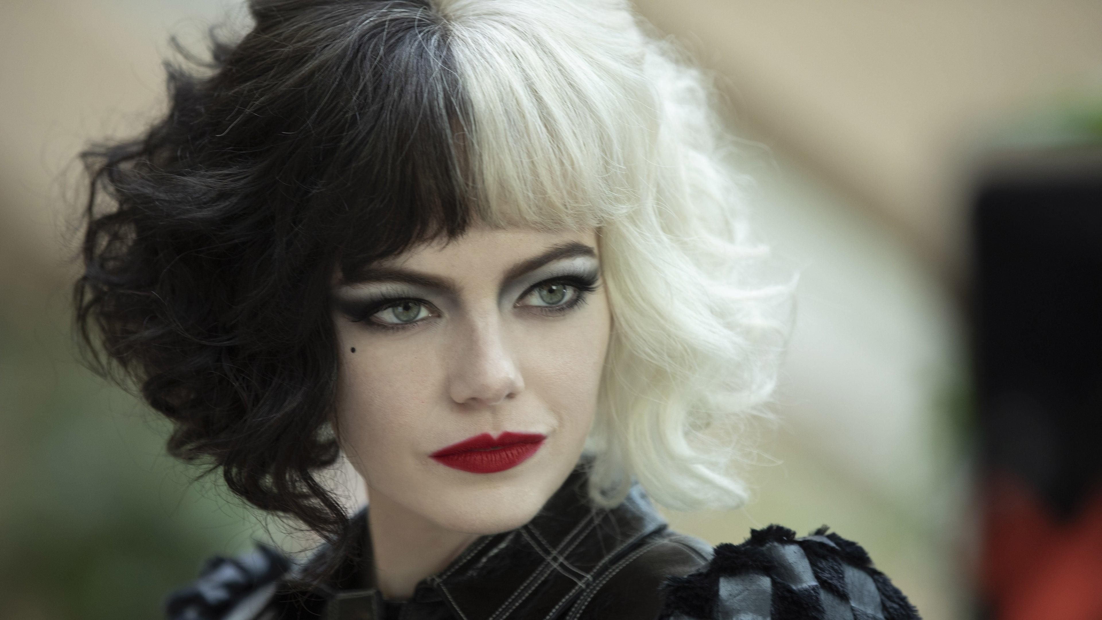 Emma Stone in Cruella Movie Wallpaper, HD Movies 4K Wallpaper | Wallpapers  Den