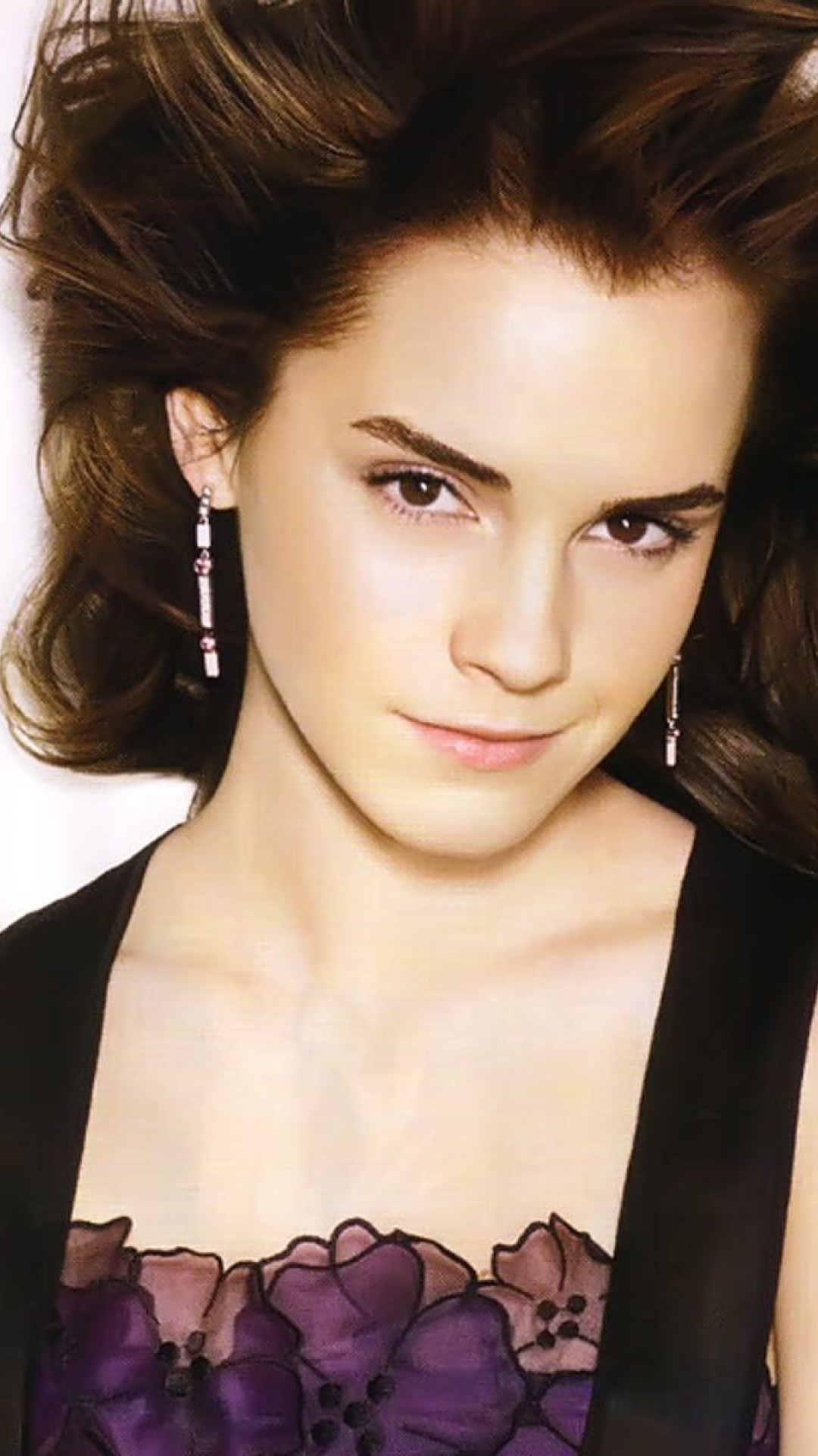 Emma Watson Phone Wallpaper - Impremedianet-6562