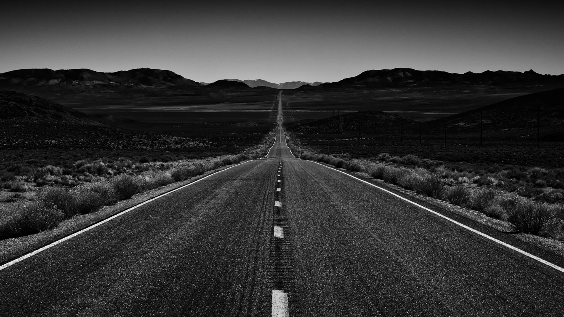 Endless Road Wallpaper, HD Other 4K Wallpapers, Images ...