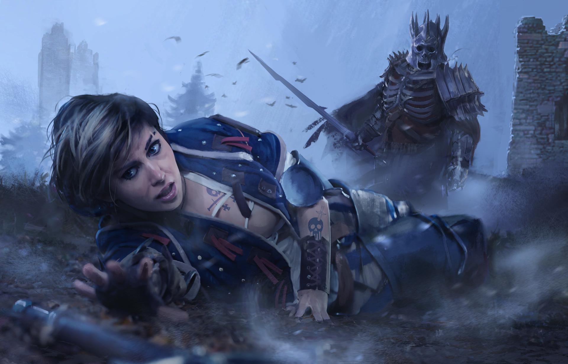Eredin Bréacc Glas The Witcher 3 Wallpaper Hd Games 4k