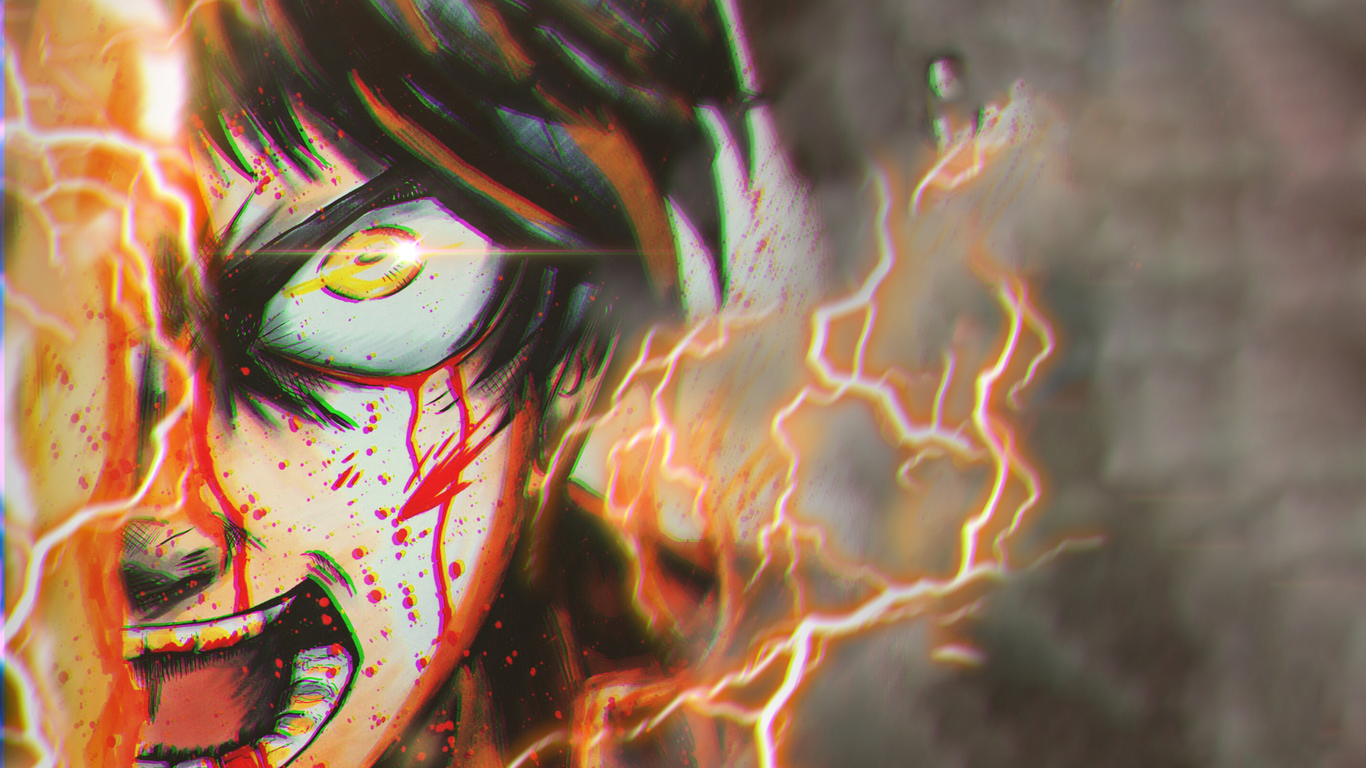 1920x1080 Eren Yeager In AOT 1080P Laptop Full HD ...