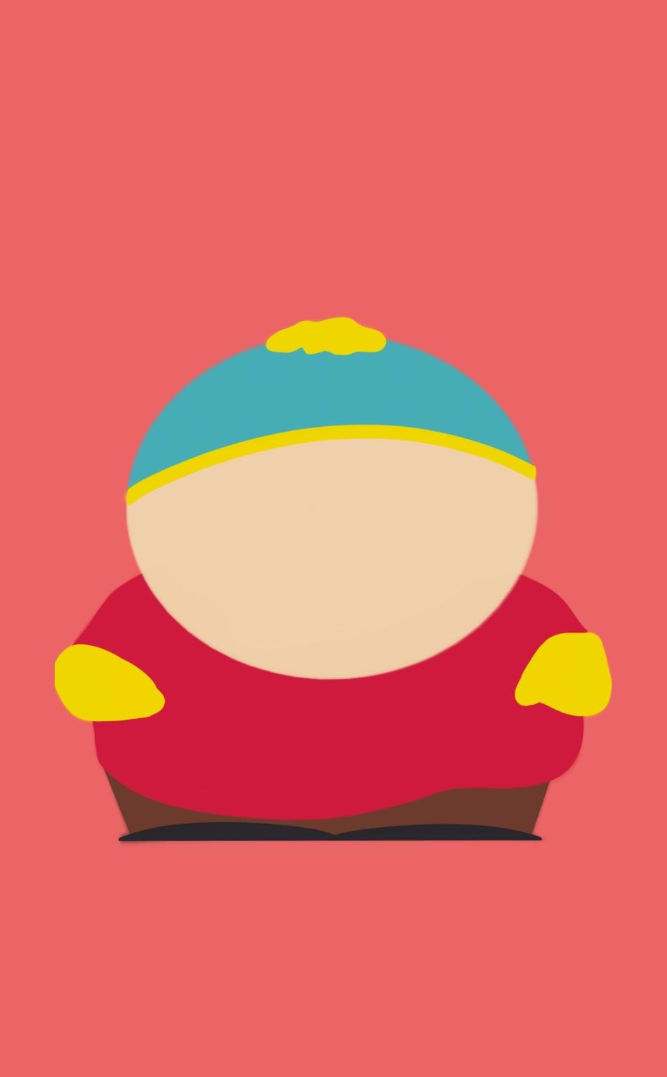 Eric Cartman South Park Minimal Hd 8k Wallpaper