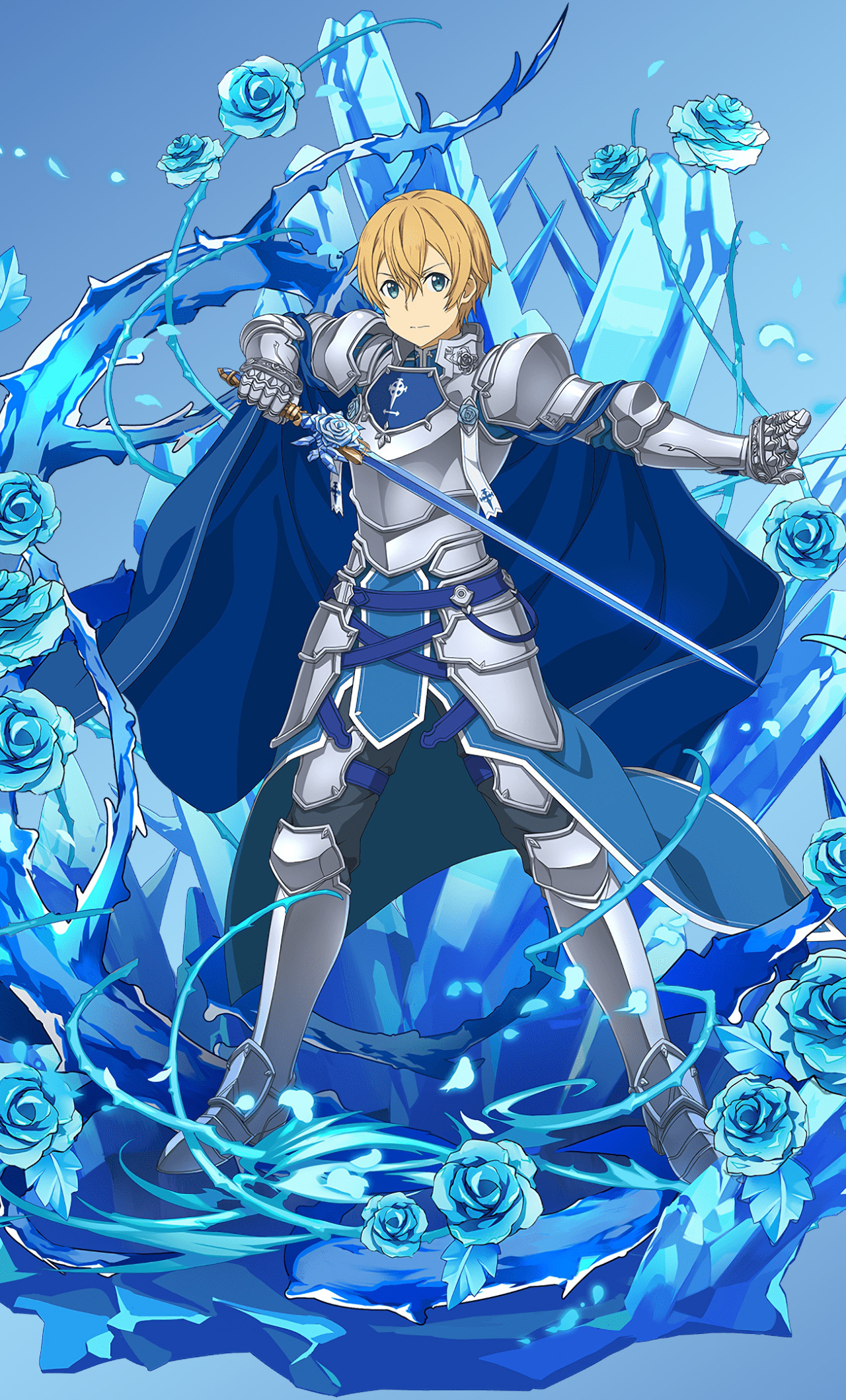 1280x2120 Eugeo Sword Art Online Alicization Iphone 6 Plus Wallpaper Hd Anime 4k Wallpapers Images Photos And Background