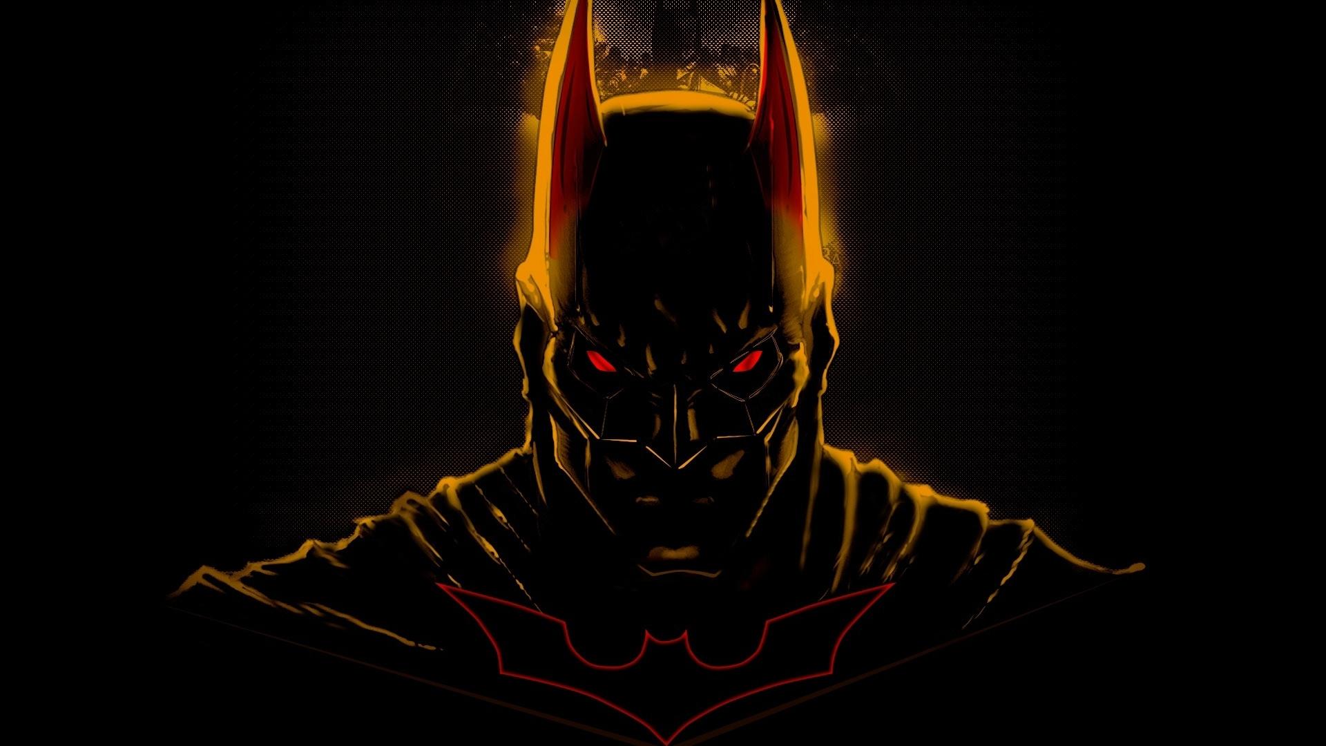 1920x1080 Evil Batman 1080P Laptop Full HD Wallpaper, HD ...